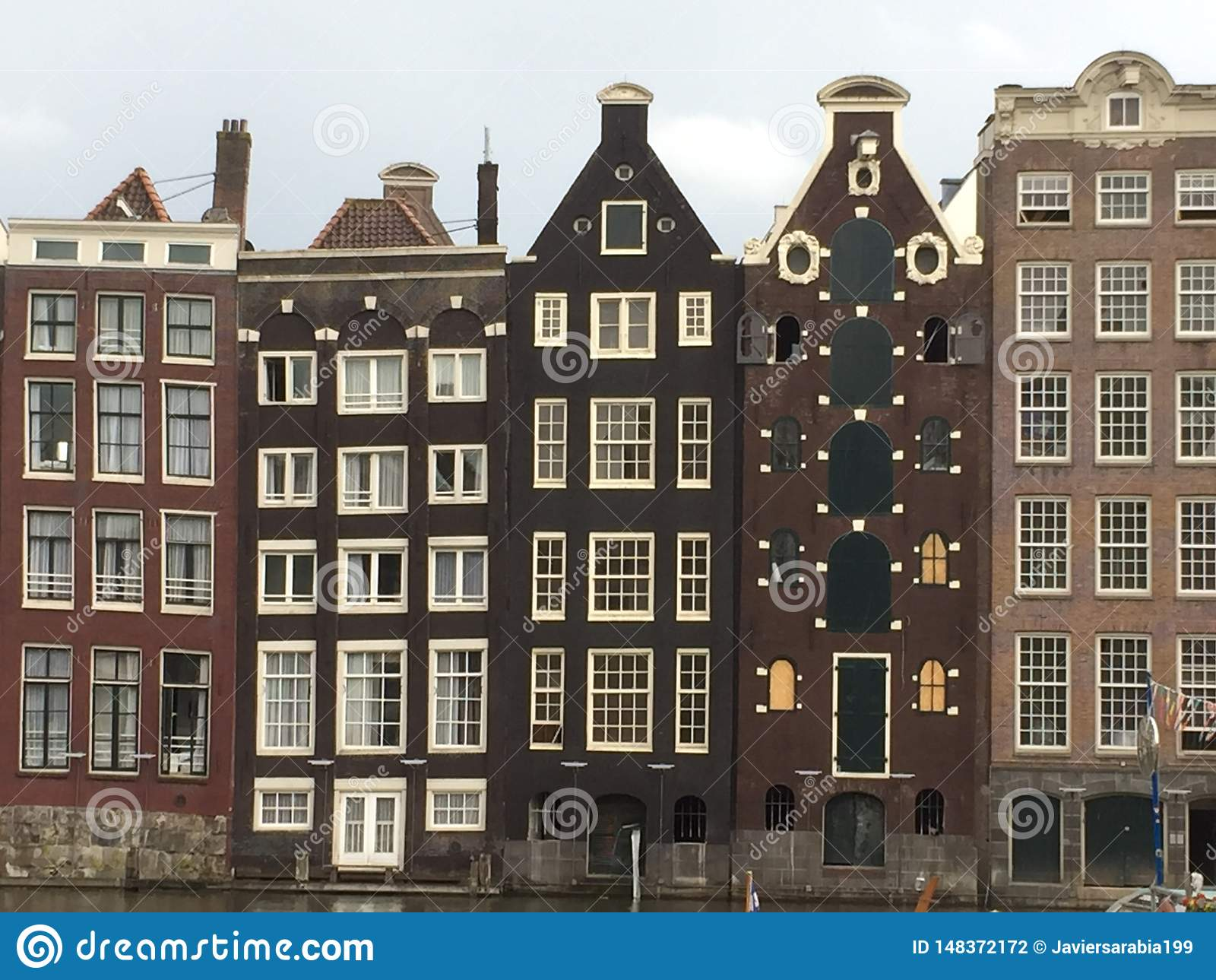 Casas especiais de Amsterd?o