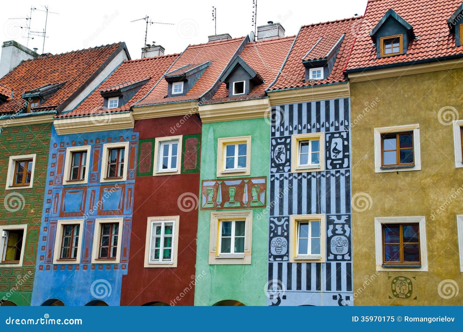 Casas europeas
