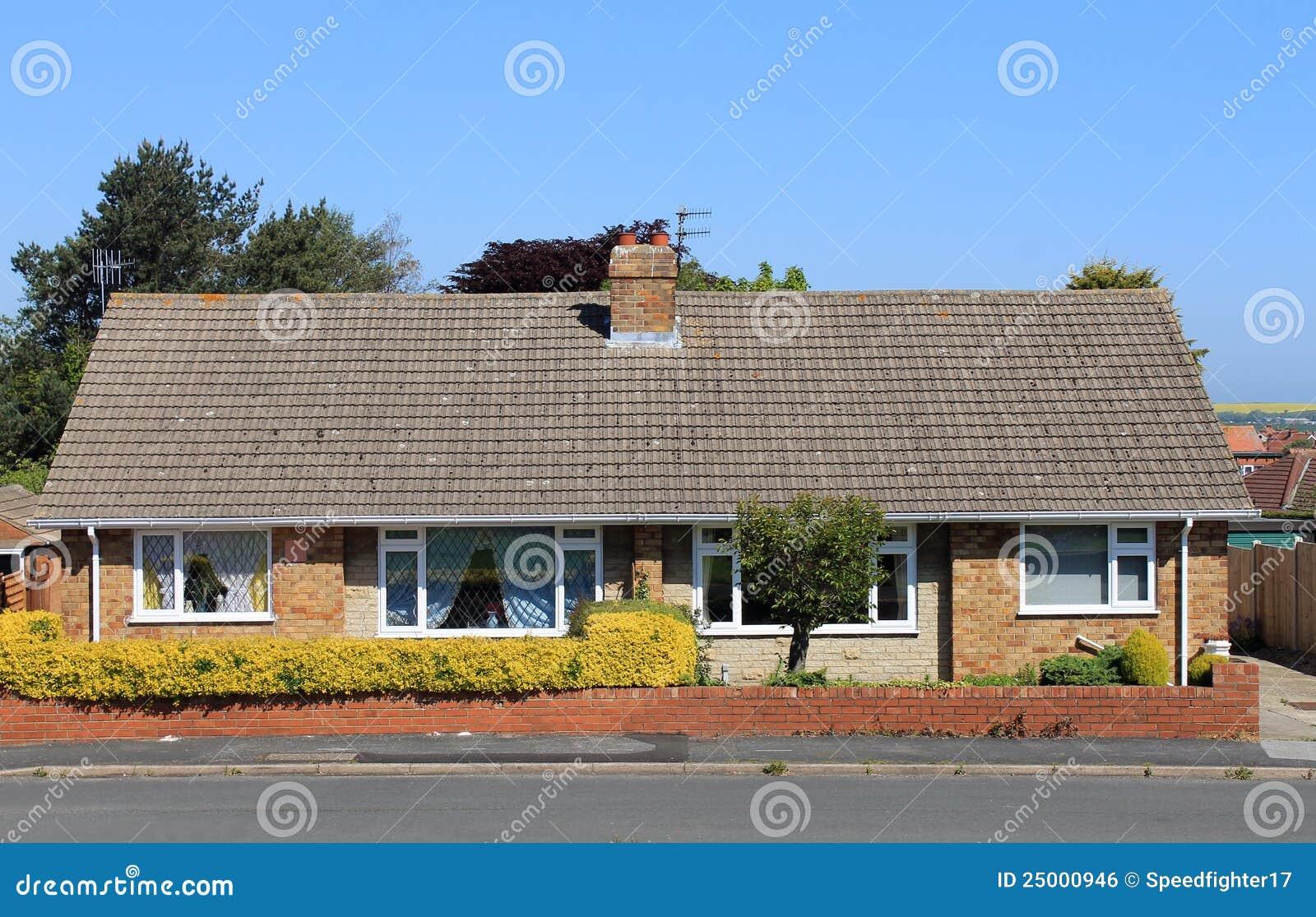 Casas inglesas de la casa de planta baja - Planta baja en ingles ...