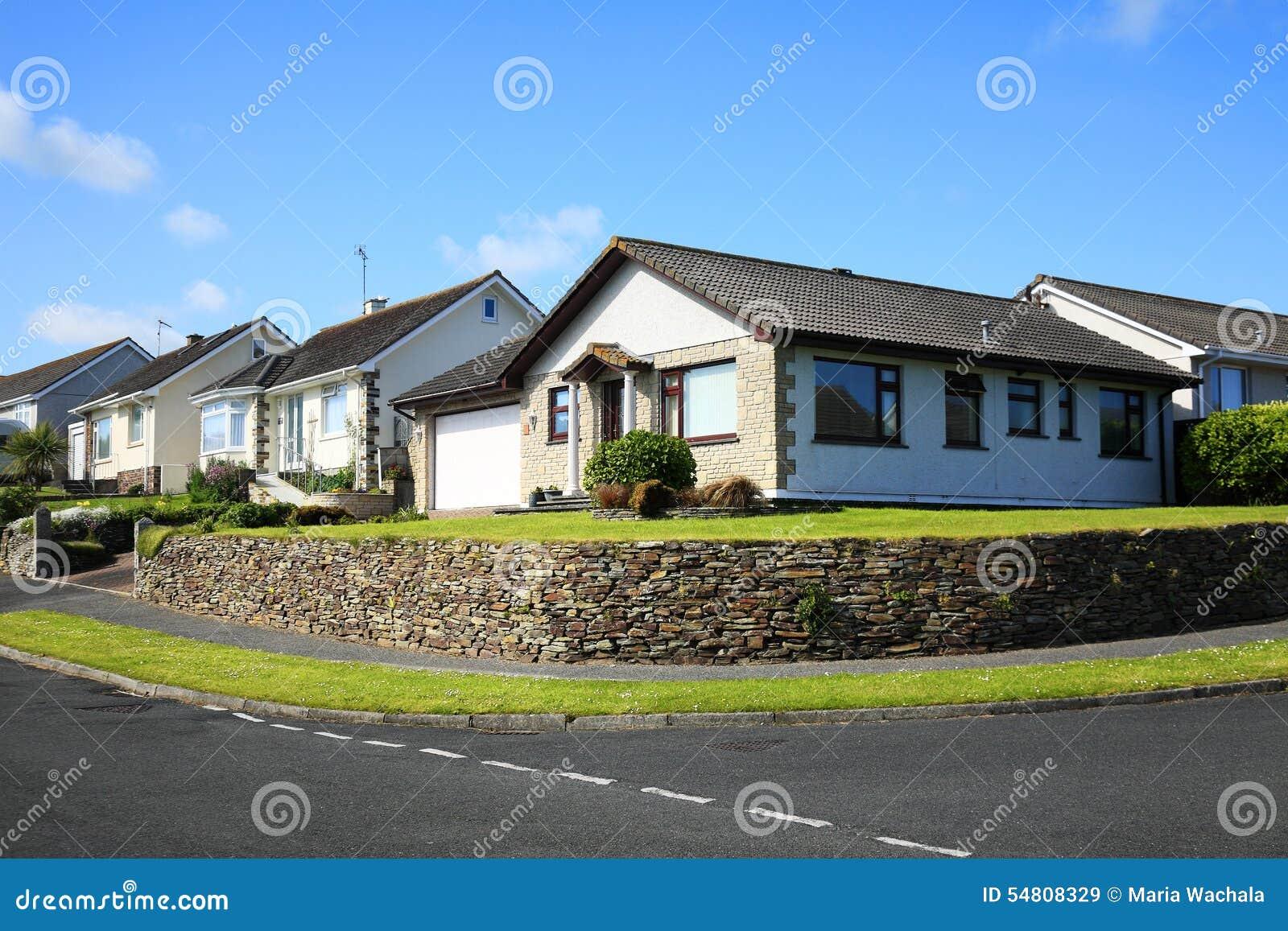 Casas Inglesas Modernas