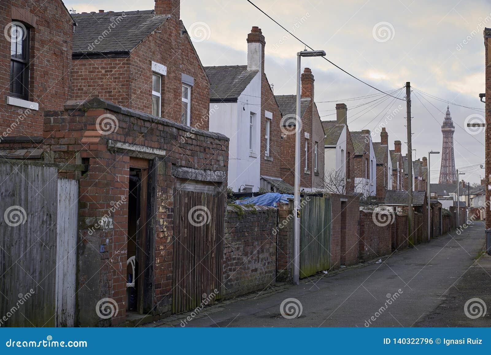 Casas inglesas típicas