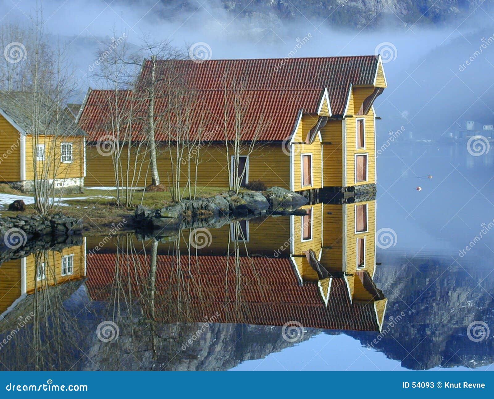 Casas norueguesas