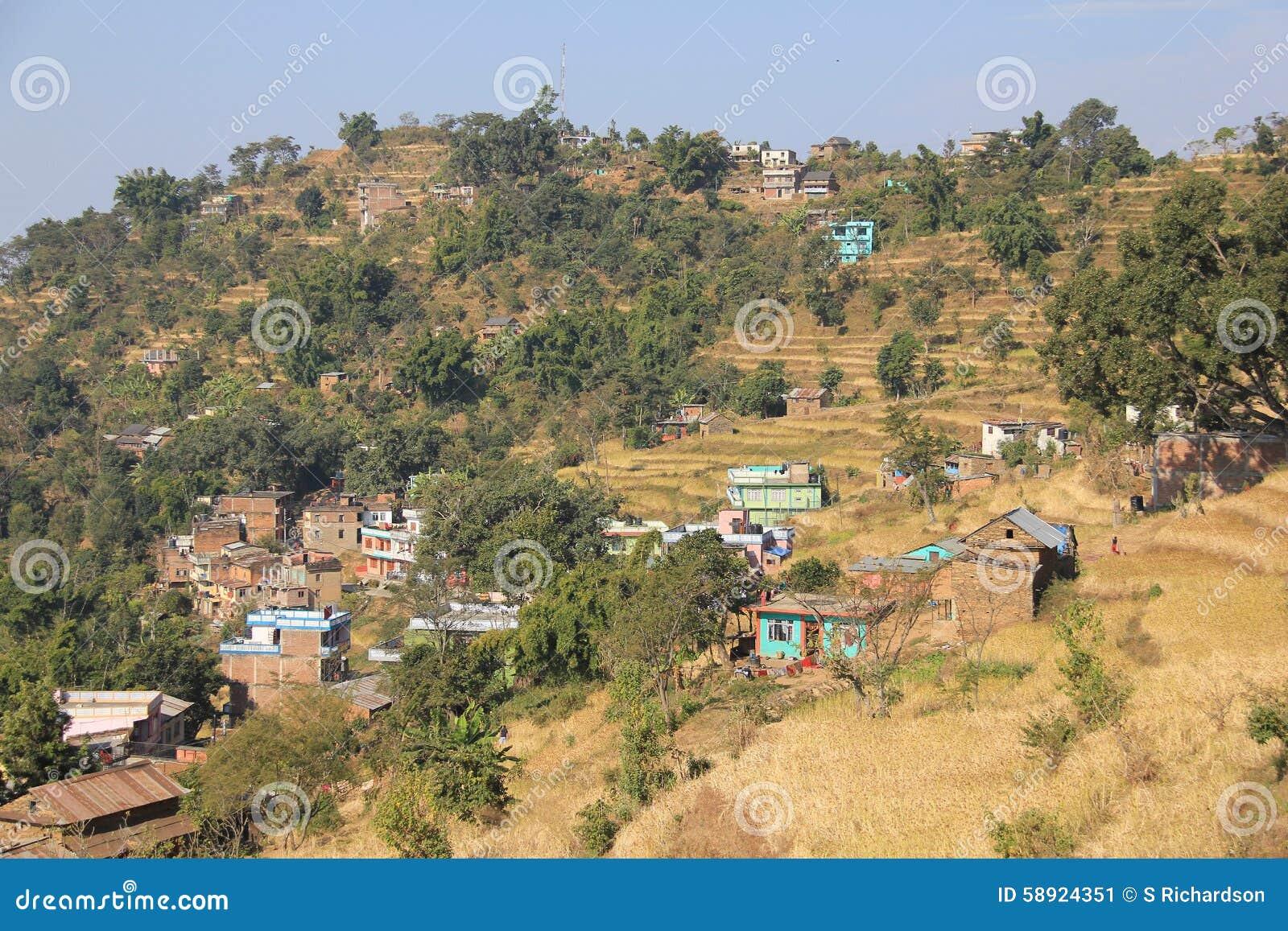 Casas nos montes