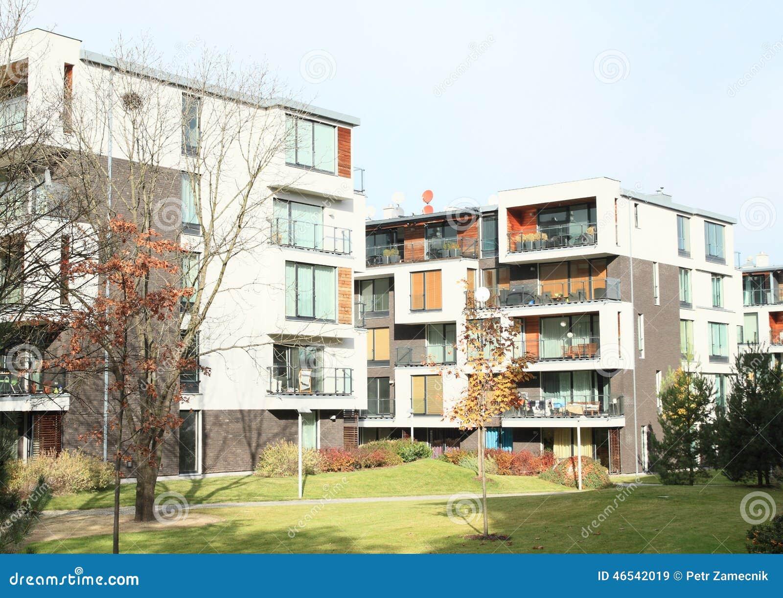 Casas residenciais modernas