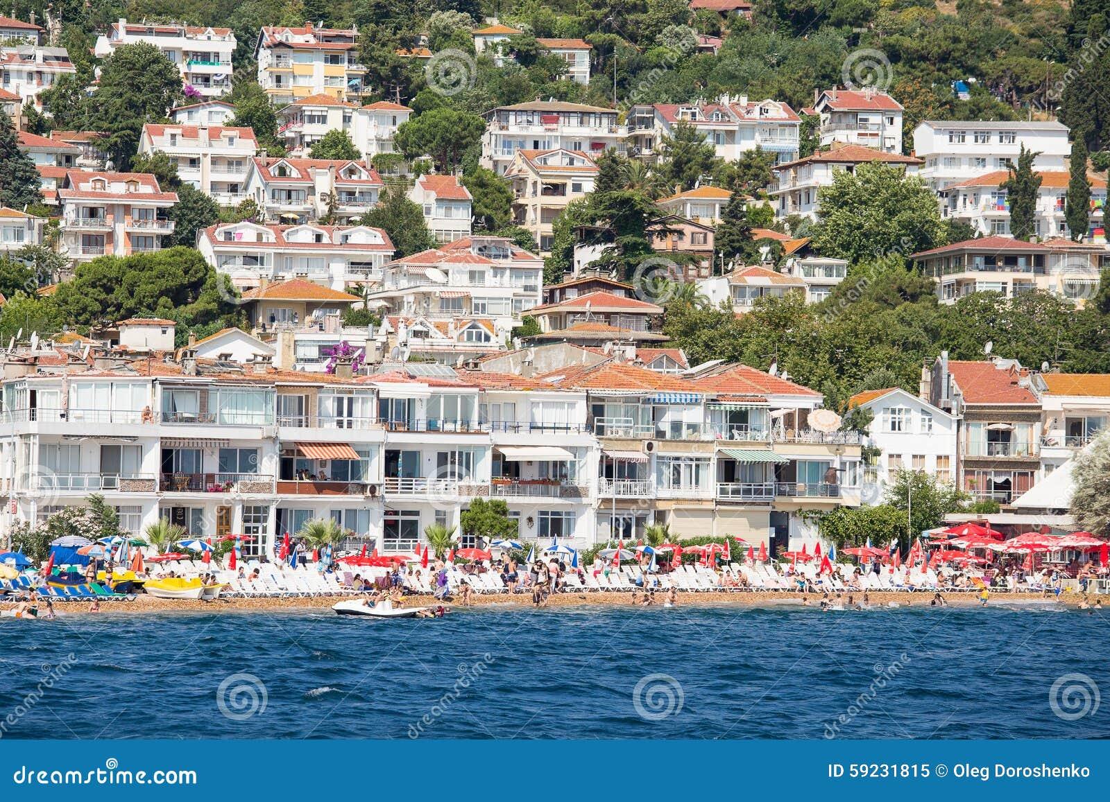 Casas y hoteles en Islands de los príncipes Turquía