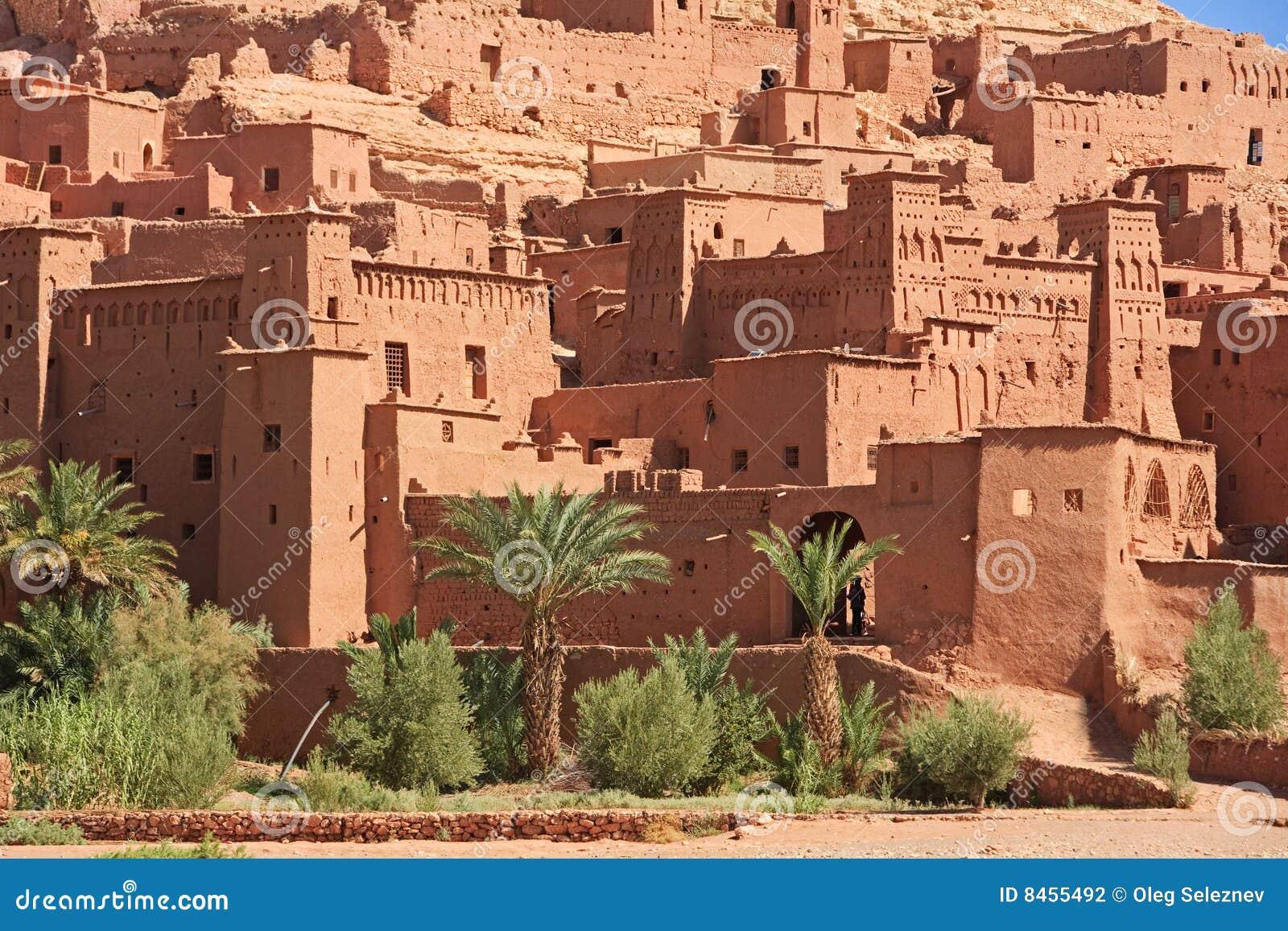 Casbah AIT Benhaddou Marocco