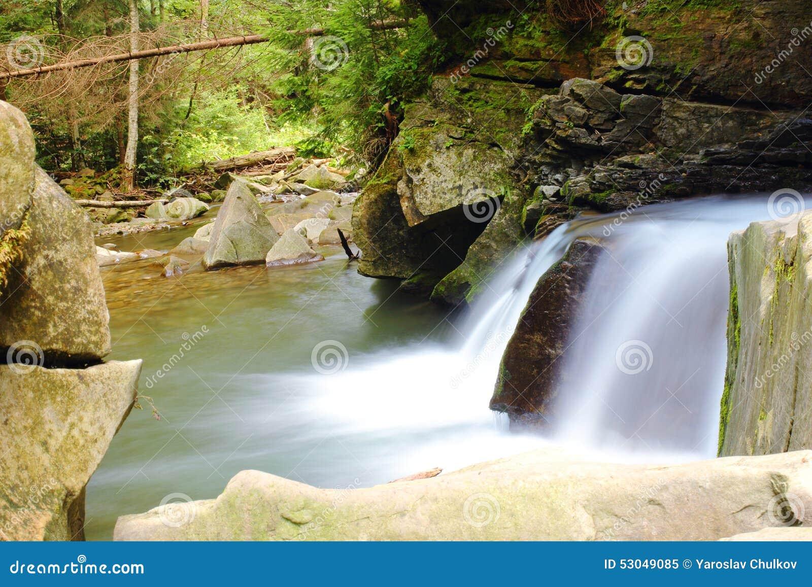 Cascada de Cárpatos
