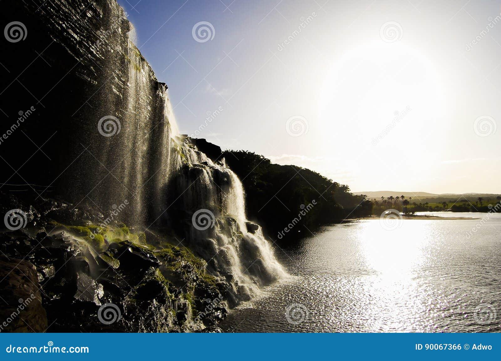 Cascada de Hacha - Venezuela