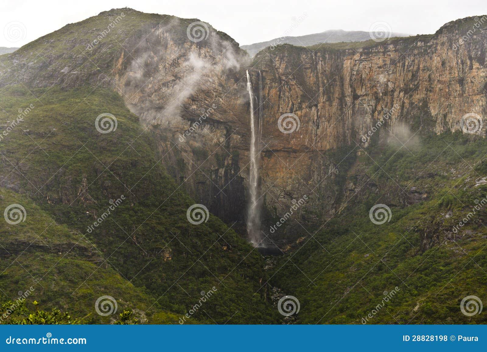 Cascada de Tabuleiro