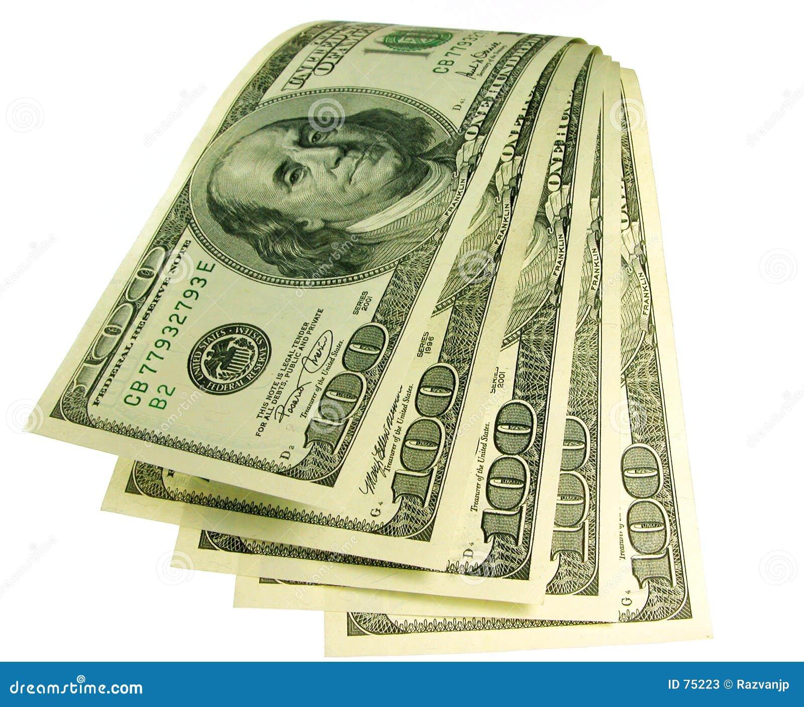 Cascada del dinero