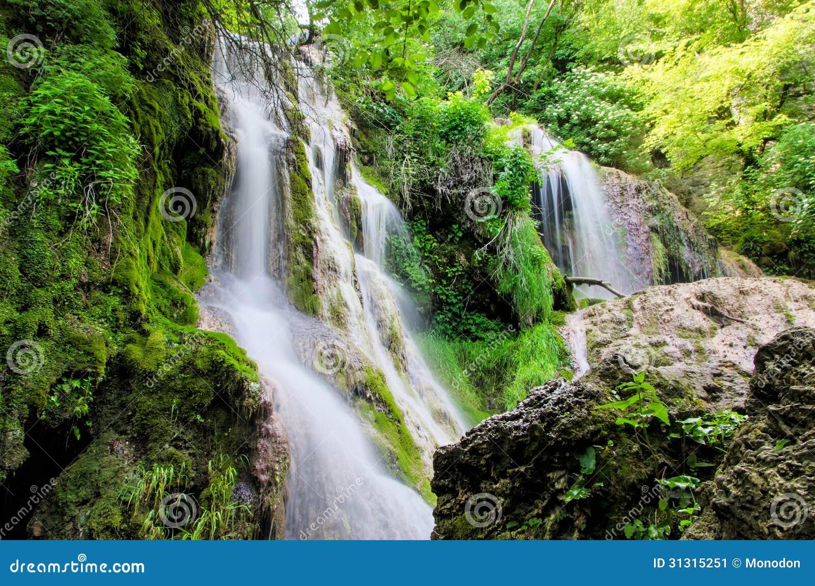 Cascadas de Krushuna