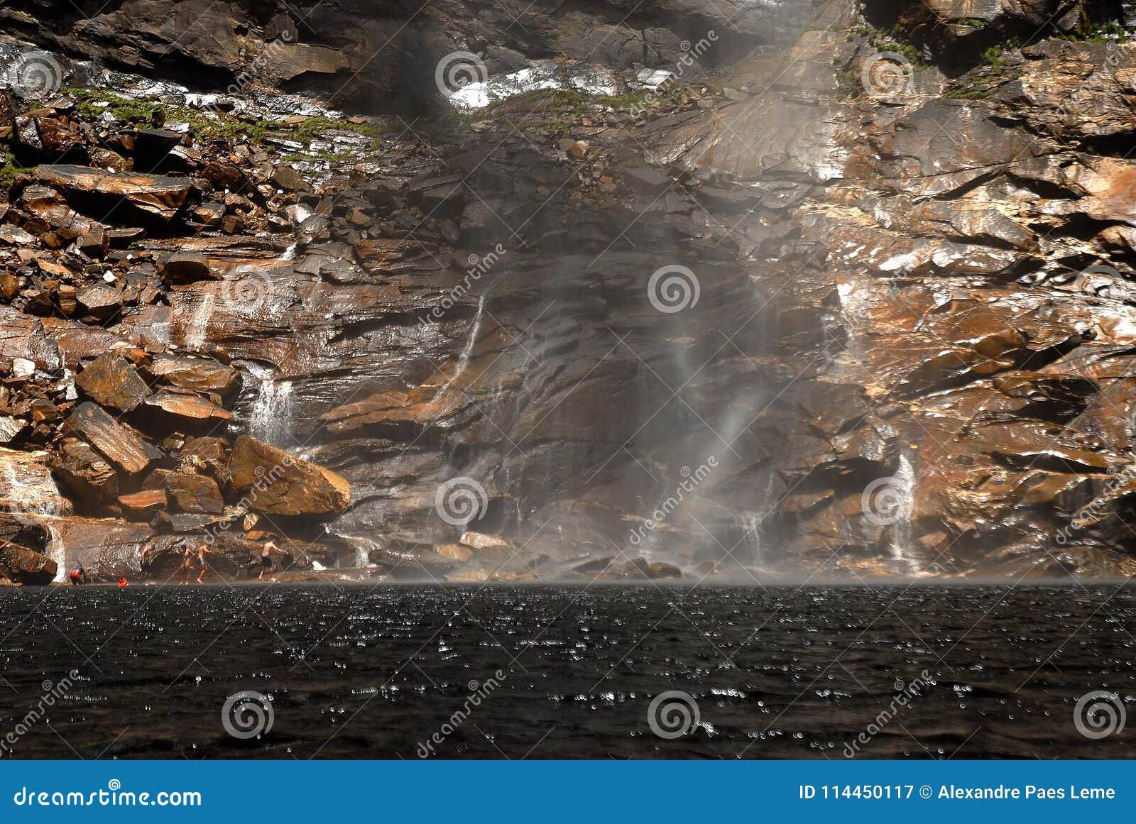 Cascade de Tabuleiro