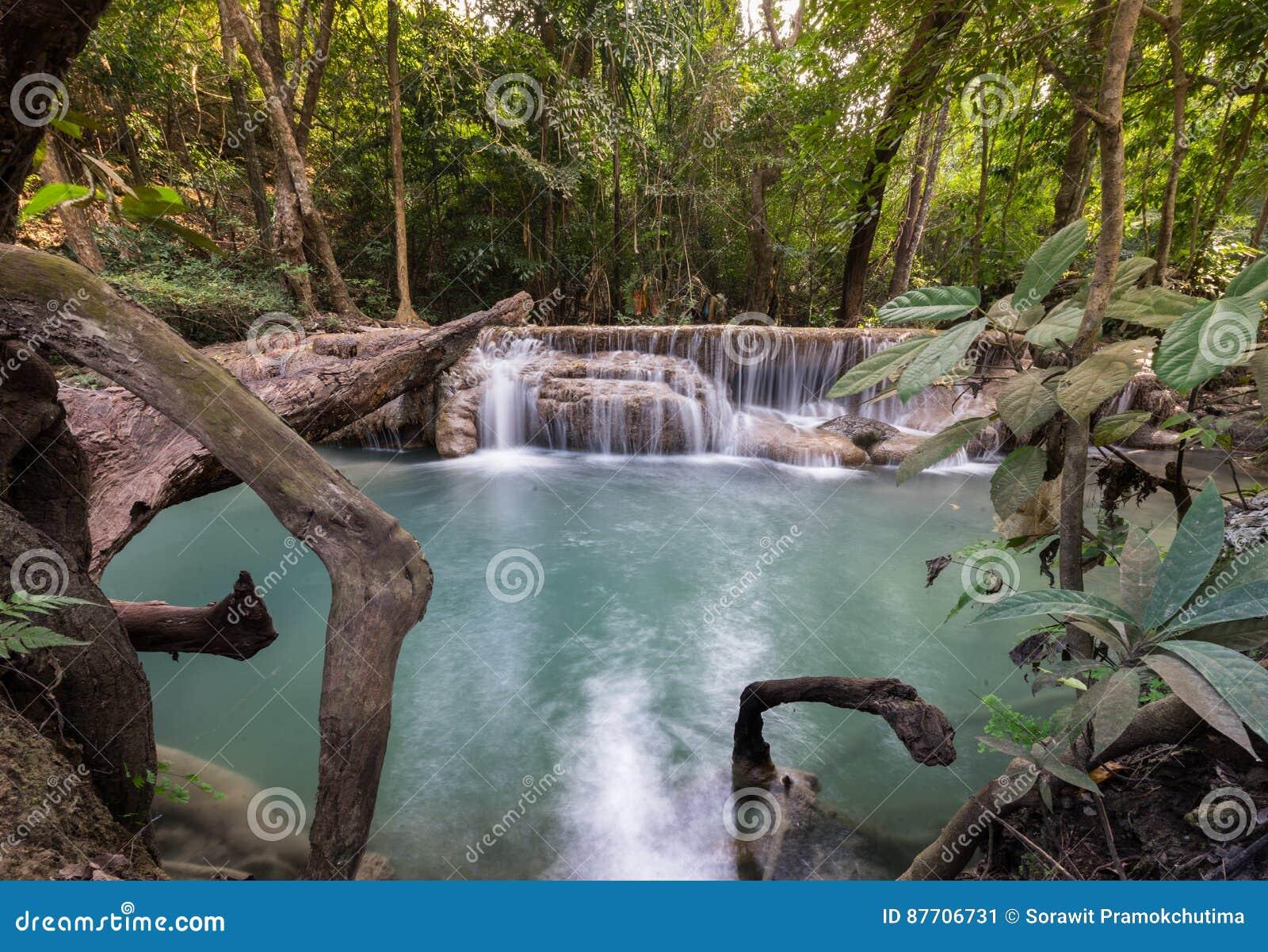 Cascade du ` s d Erawan