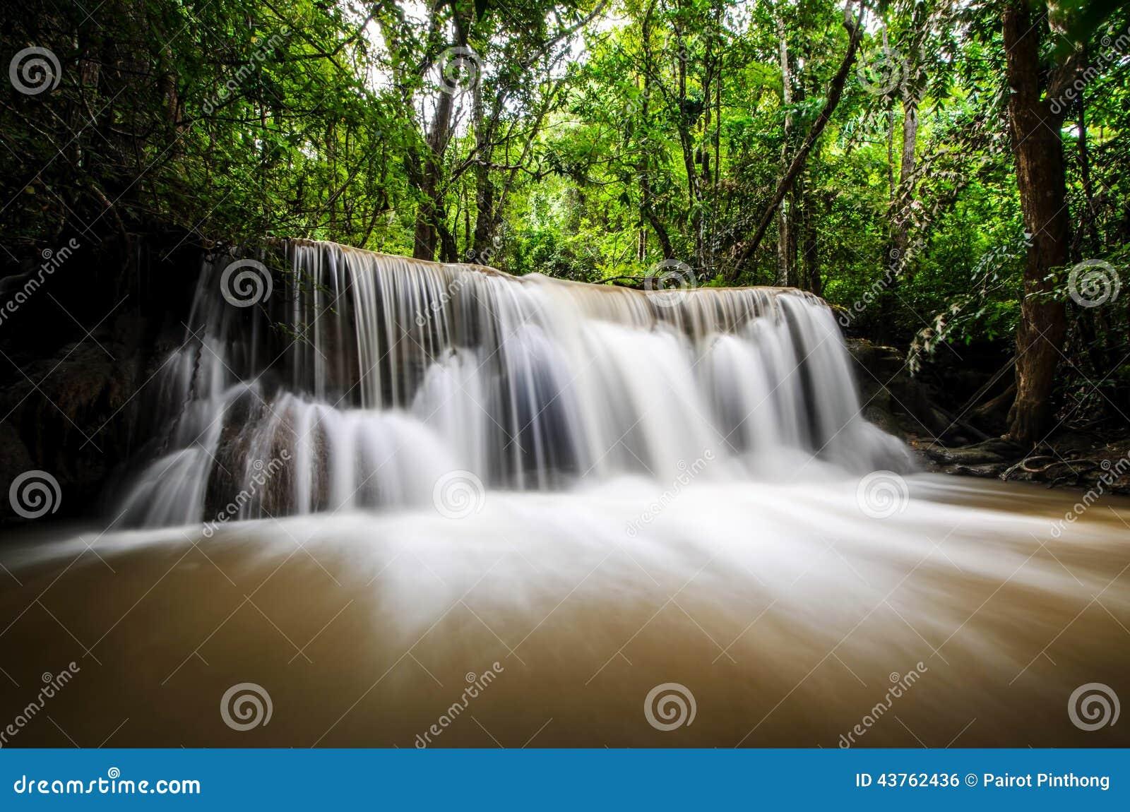 Cascade le Mae laiteux