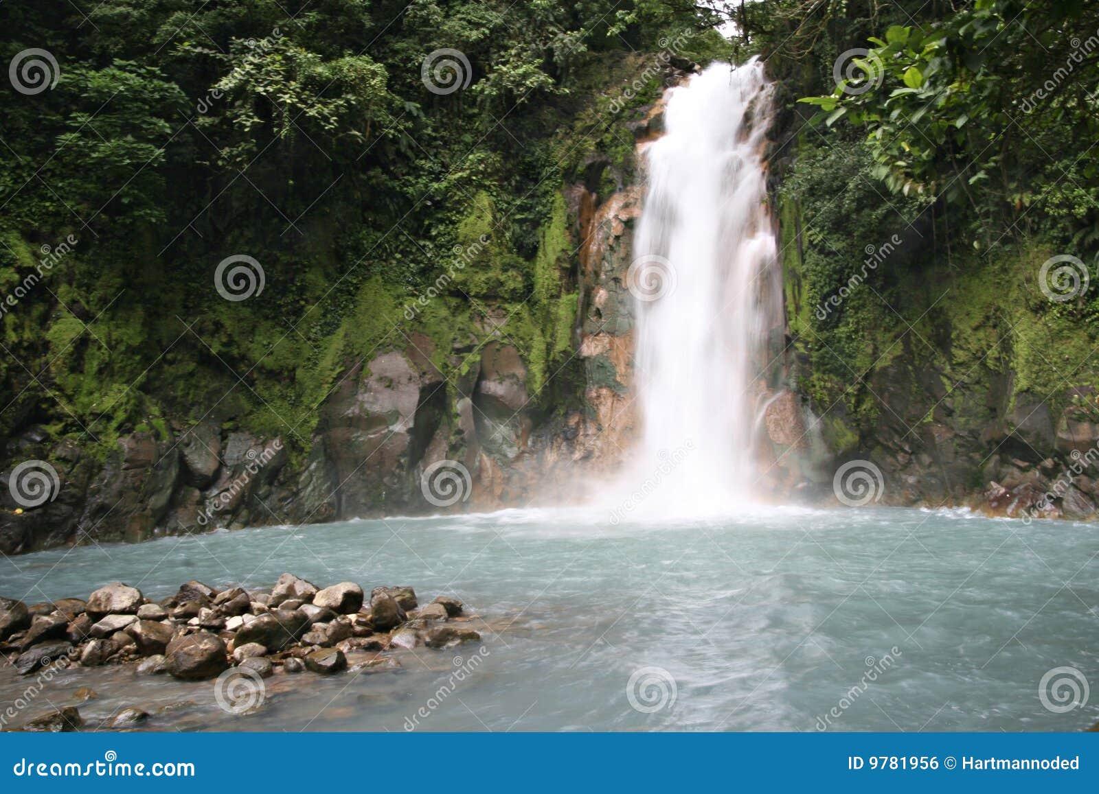 Cascata di Rio Celeste