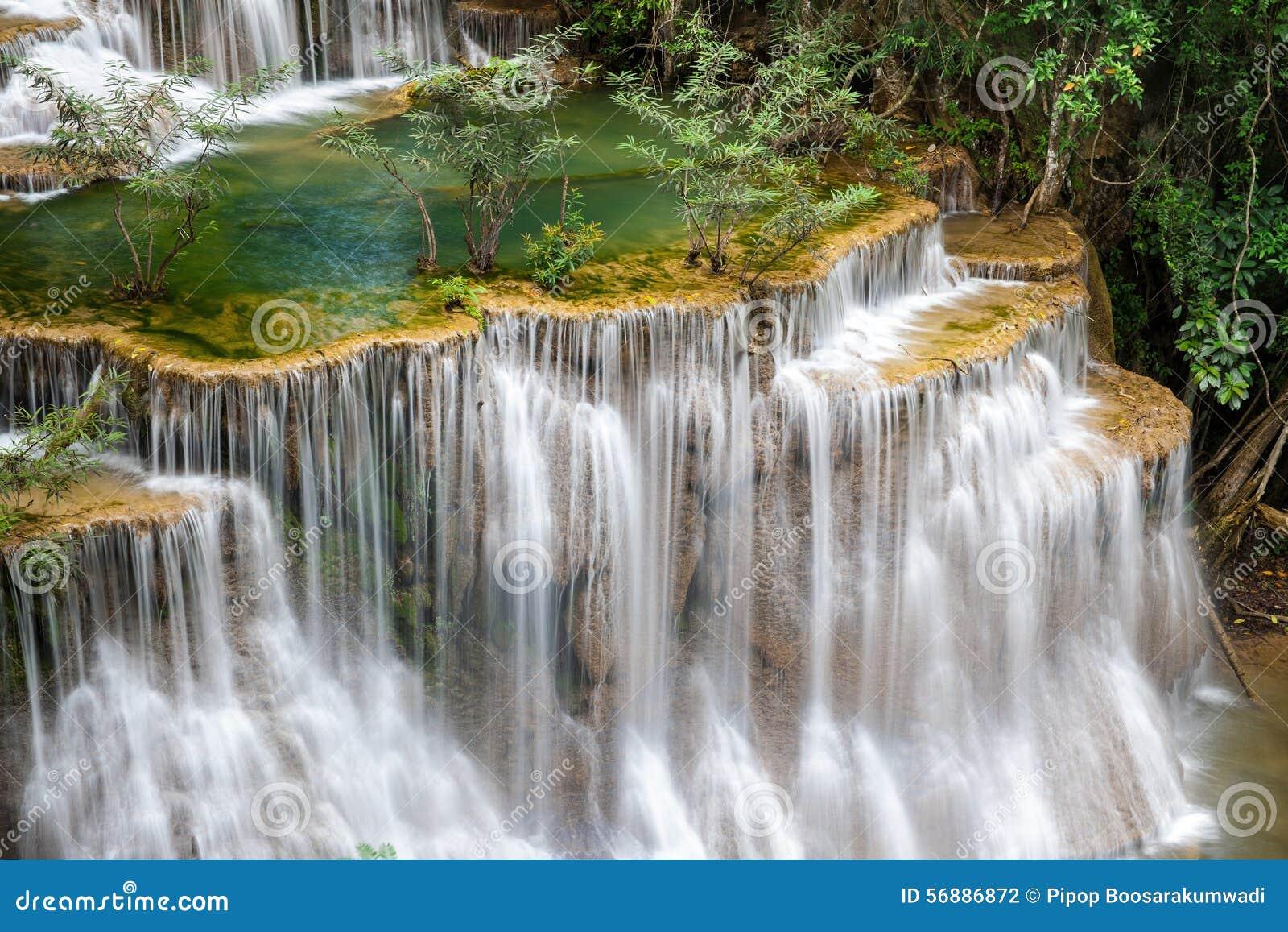 Cascate dell Asia, Huai Mae Khamin