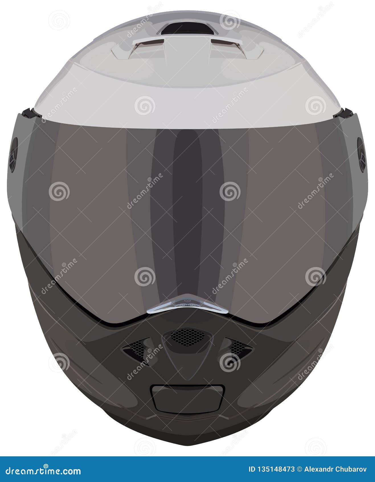 Casco anteriore del motociclo