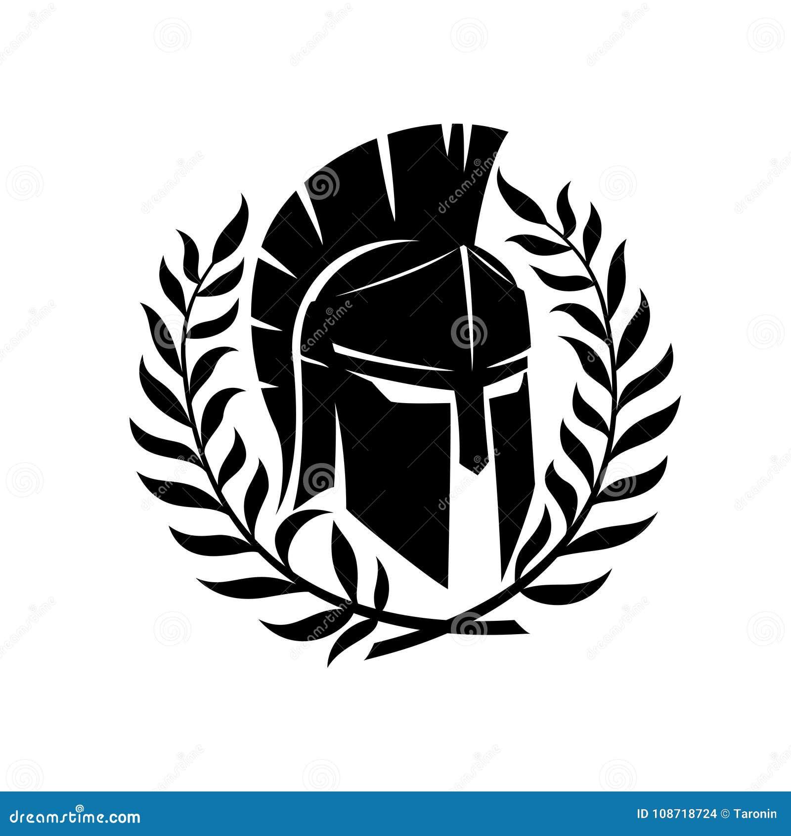 capacete espartano
