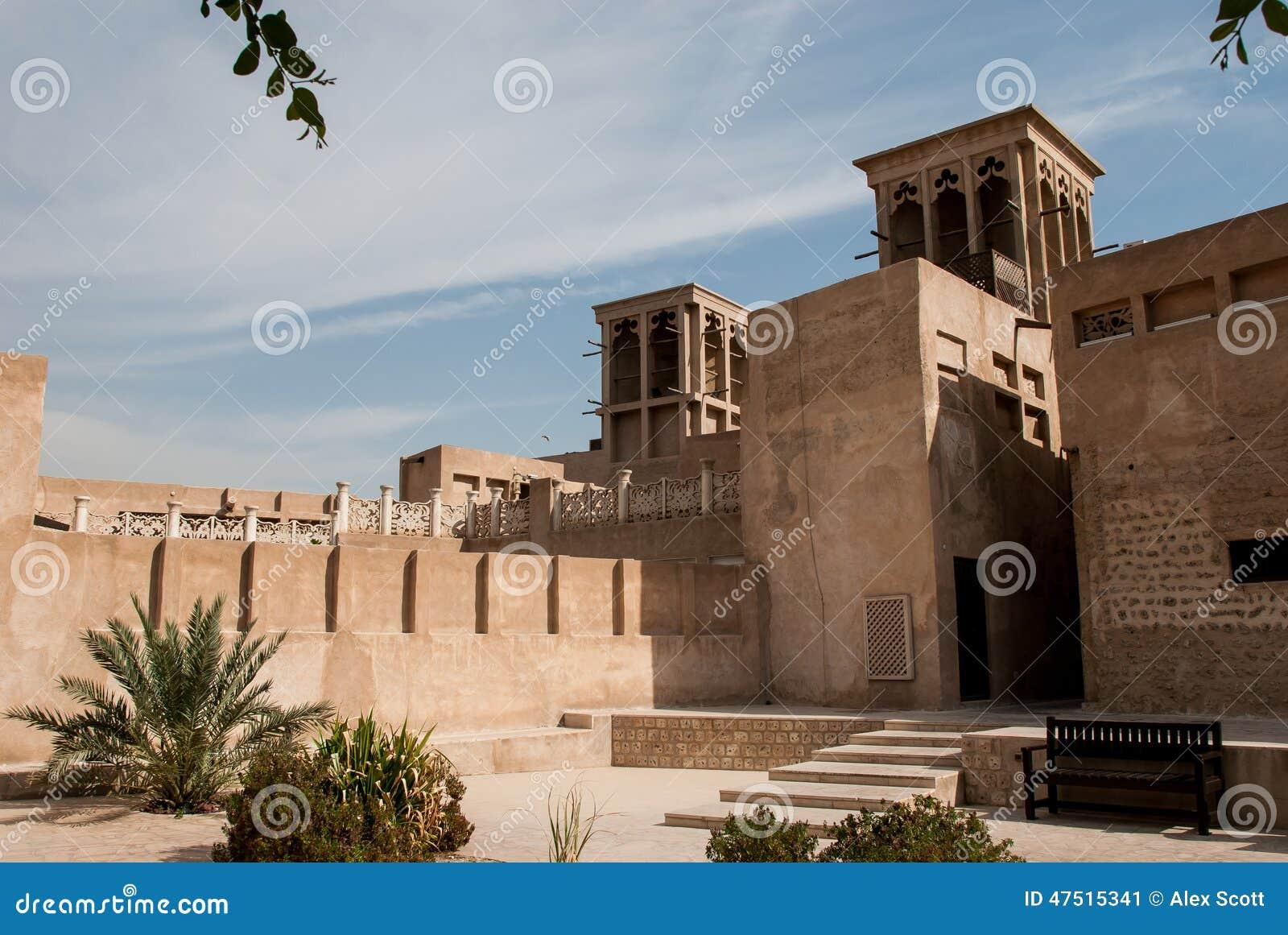 Case arabe tradizionali immagine stock immagine di for Case tradizionali