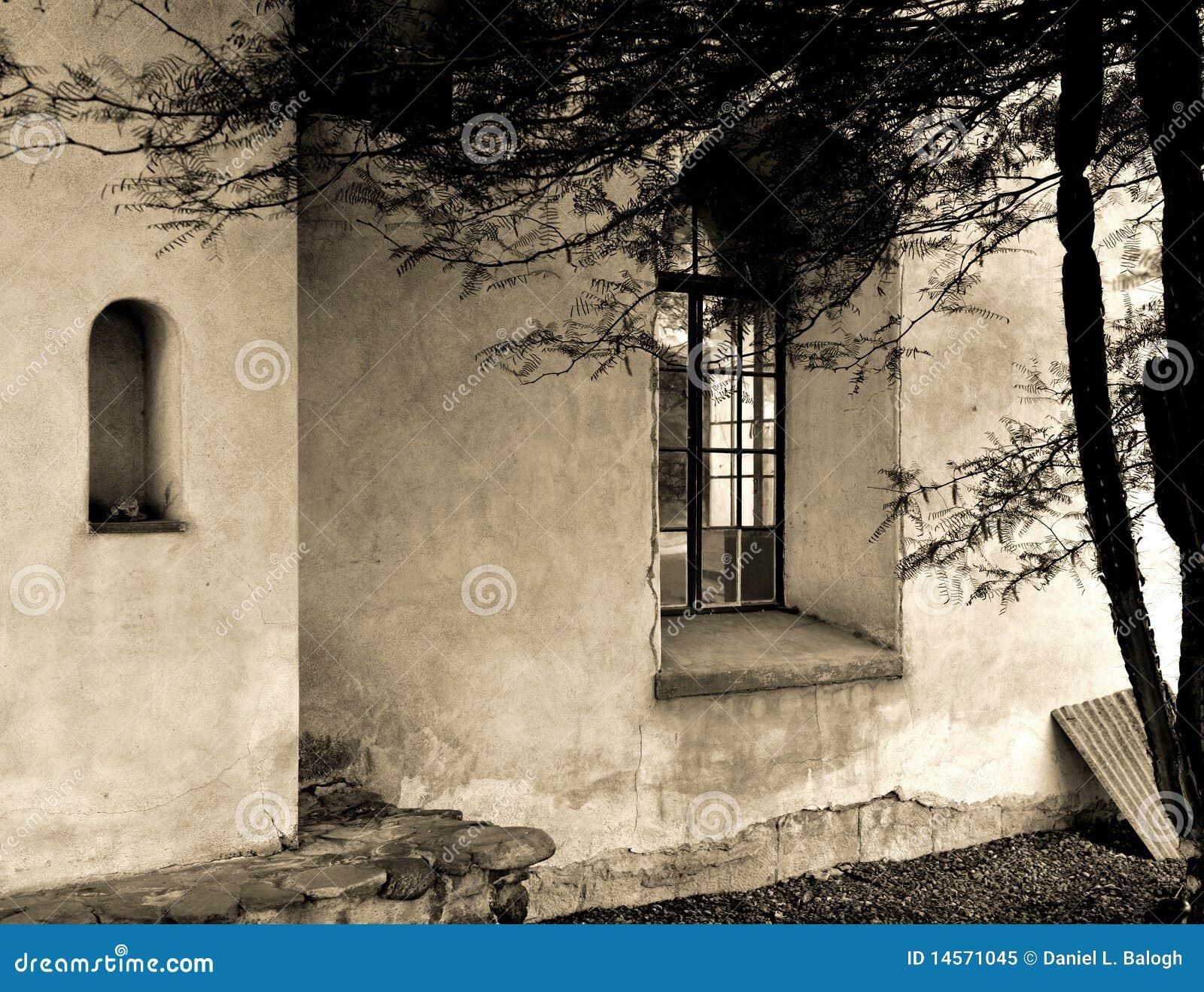 Case del adobe in arizona immagine stock immagine di for Case in stile adobe