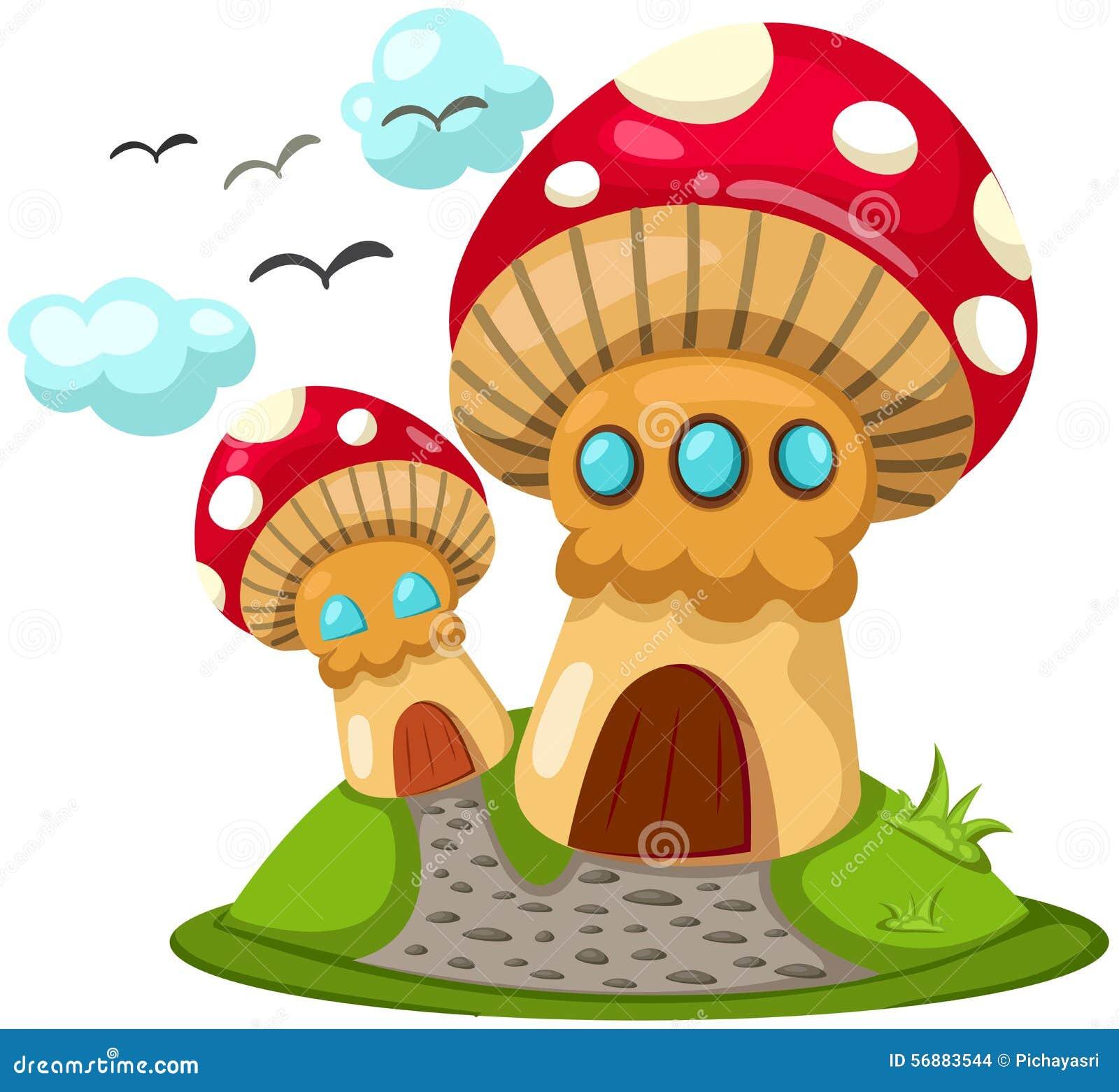 Case del fungo