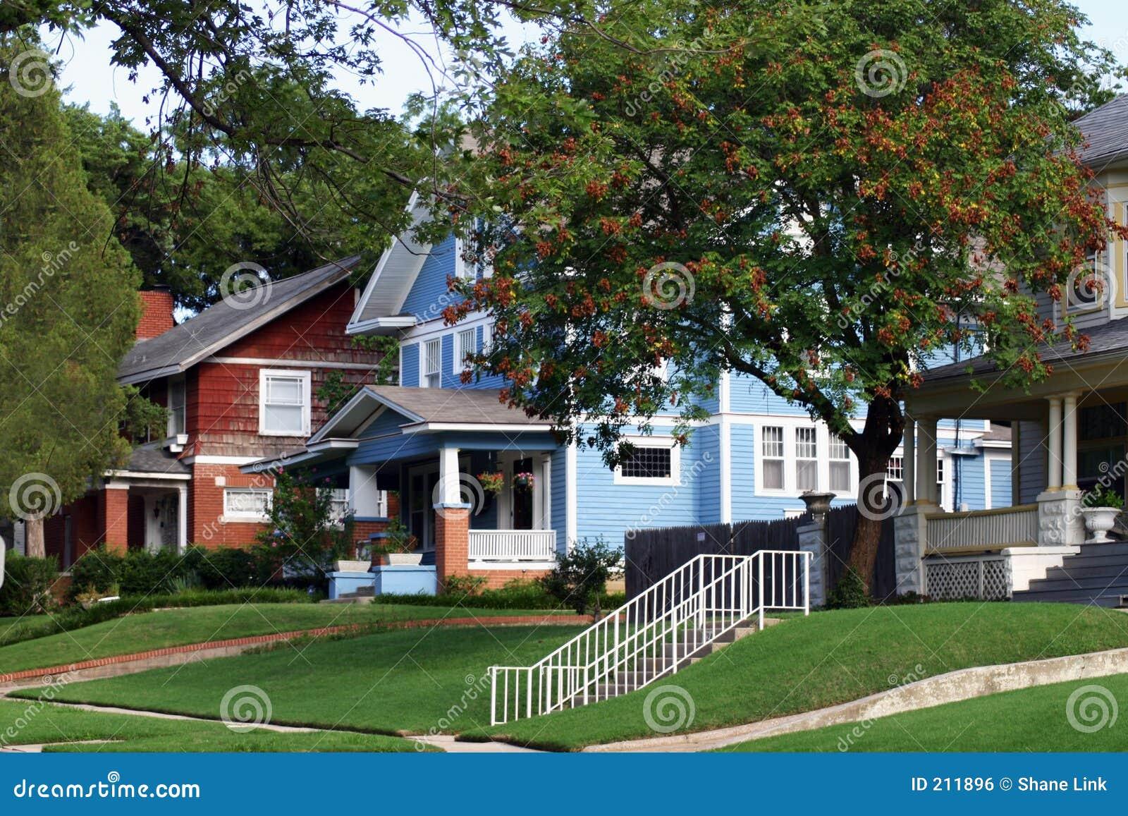 Case della città