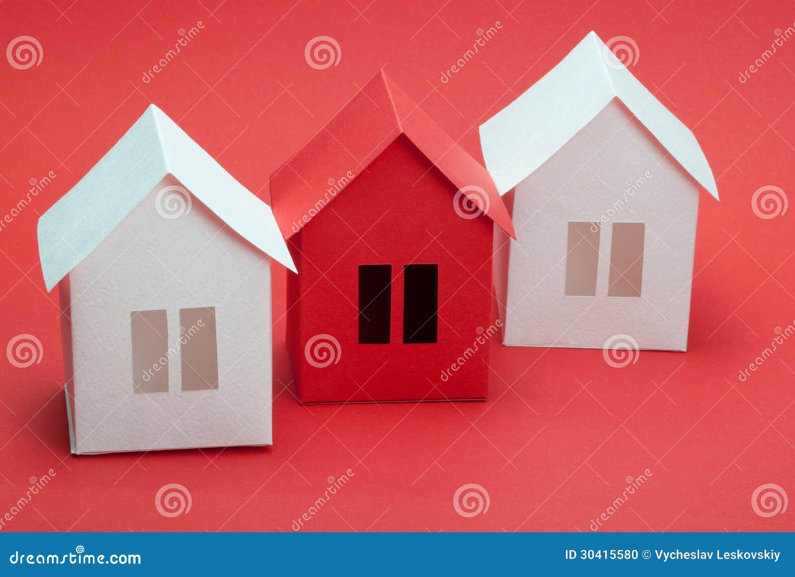 Modelli case di carta confortevole soggiorno nella casa for Modelli di case italiane