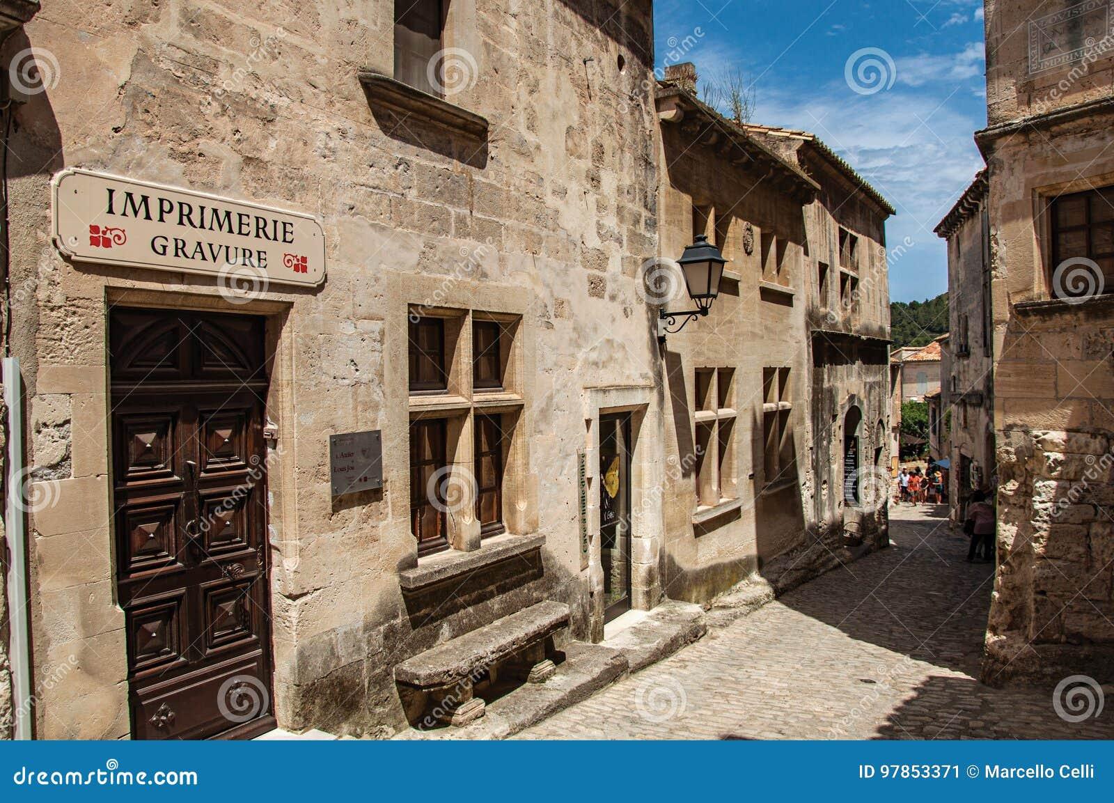 Case In Pietra Antiche : Antichi case di pietra e le strade della città vecchia forsa d