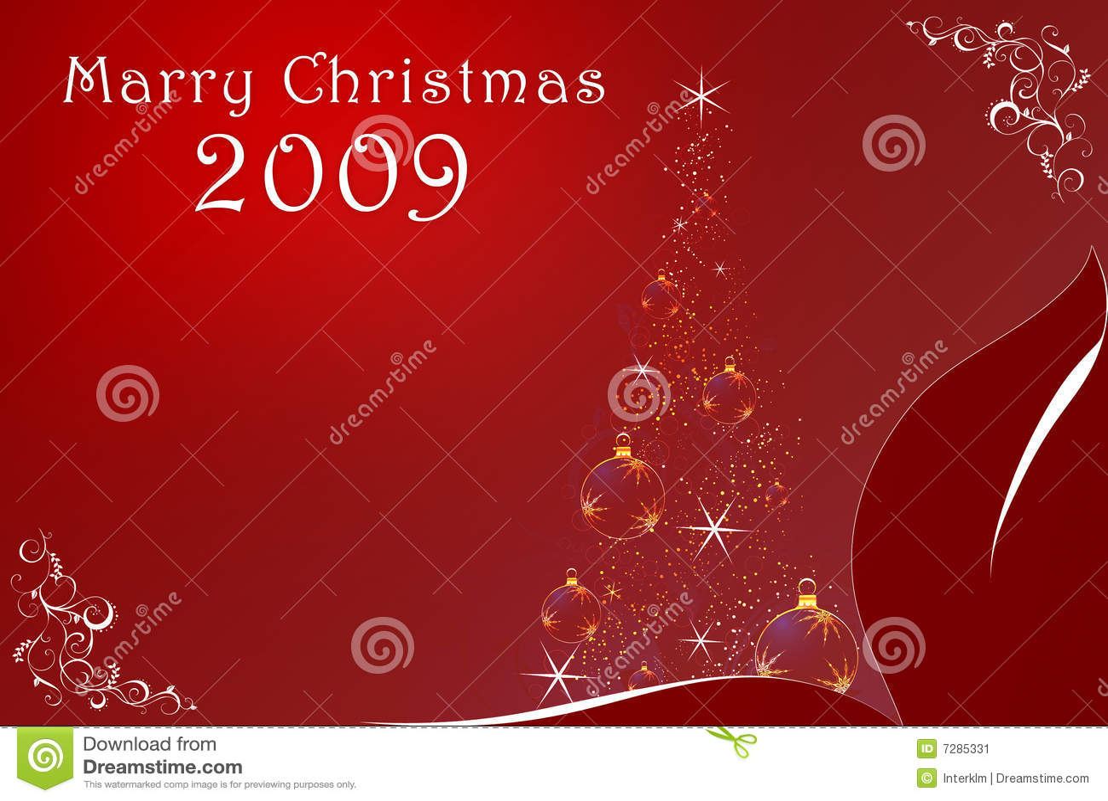 Case la Navidad 2009