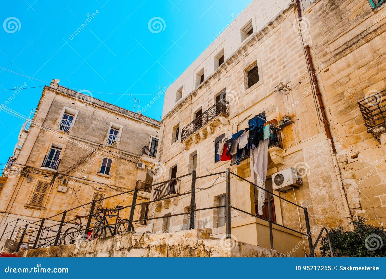 Case Mediterranee alla st Julians, Malta