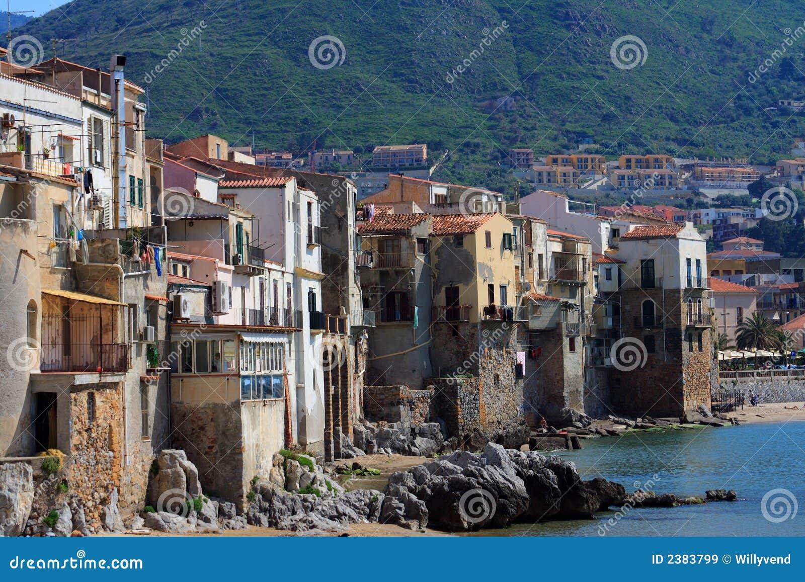 case mediterranee tipiche immagine stock immagine di