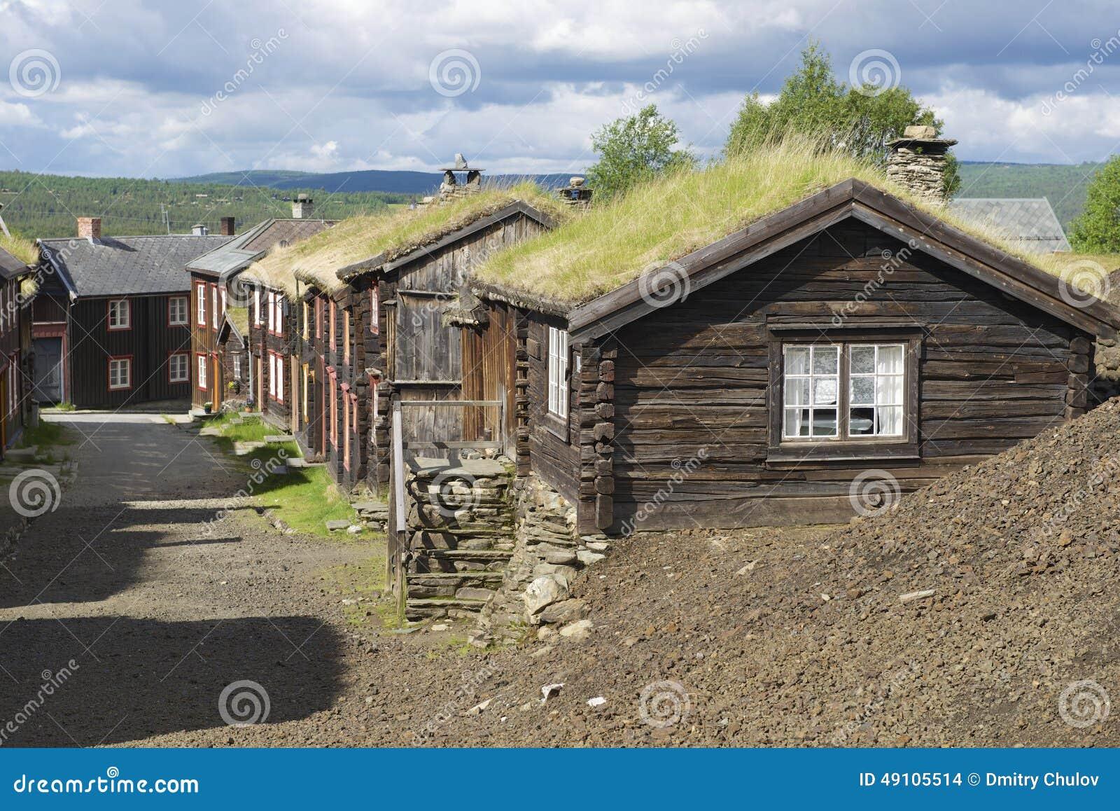 Case tradizionali della citt delle miniere di rame di for Case tradizionali