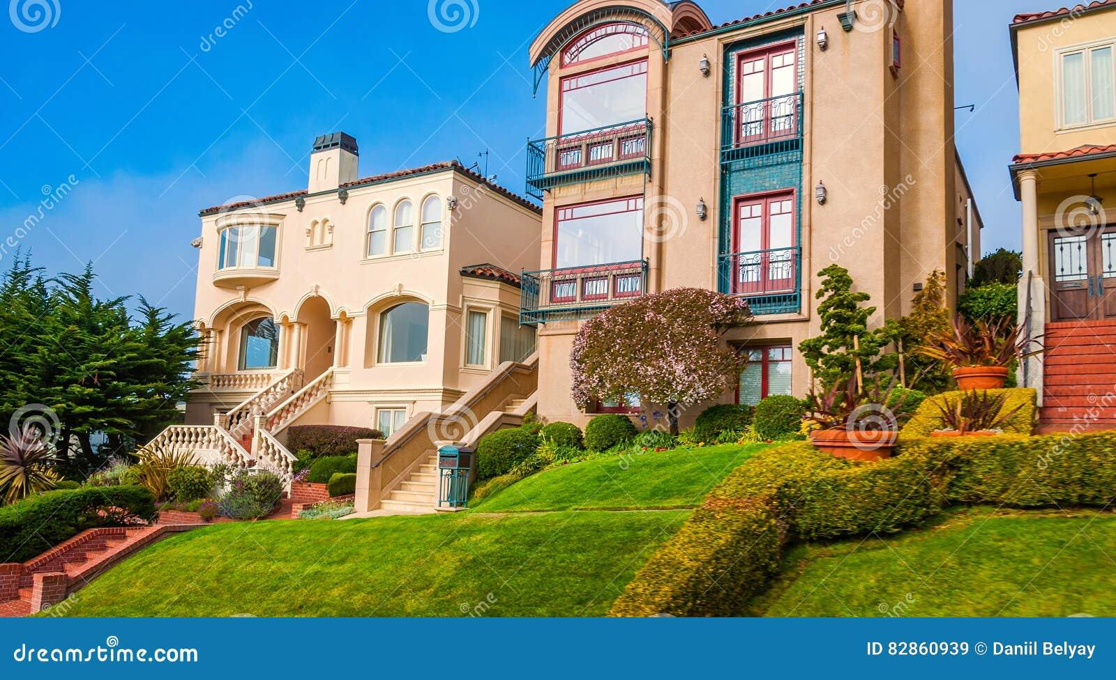 Case Vittoriane Classiche A San Francisco California