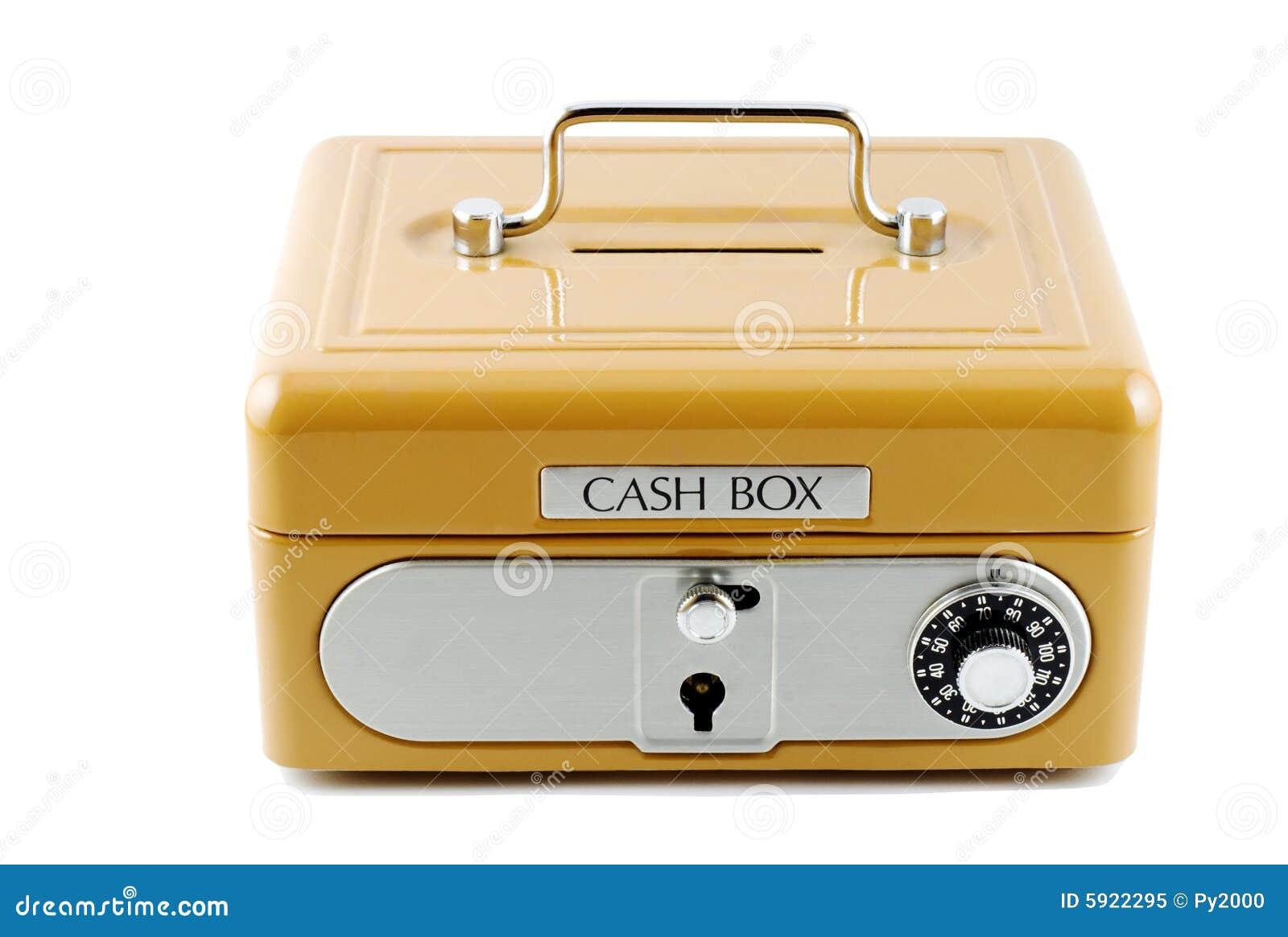 Casella dei contanti