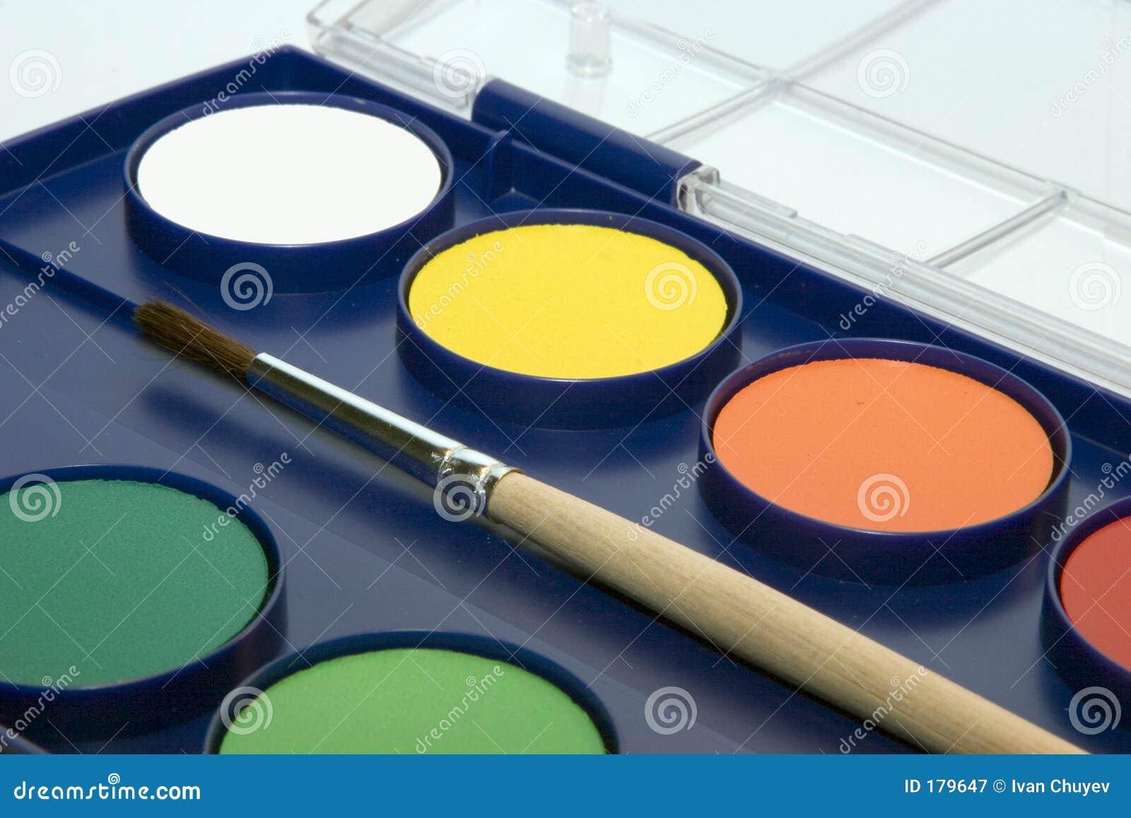 Casella del Water-colour
