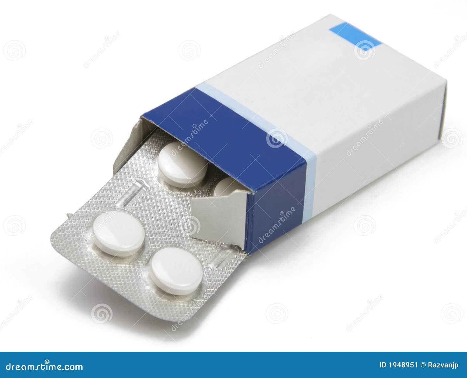 Casella delle pillole
