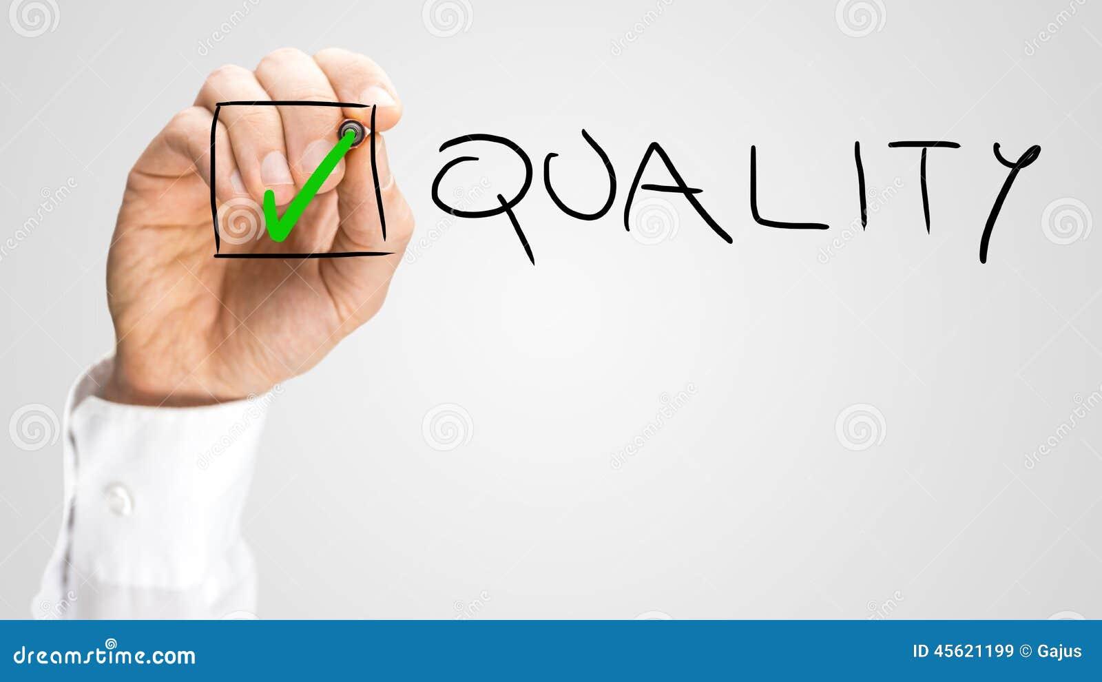 Casella di controllo interna di qualità del piccolo controllo verde