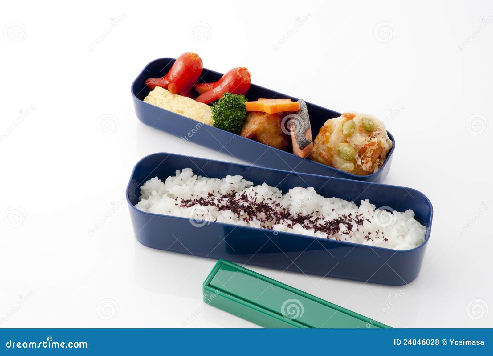 Casella di pranzo giapponese