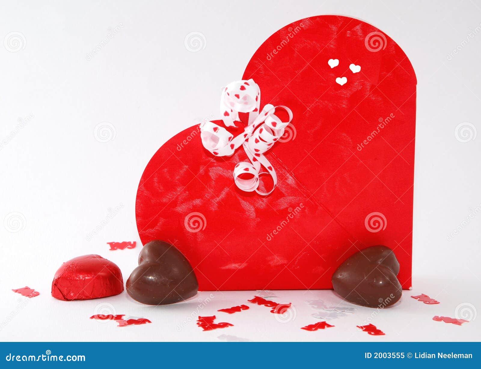 Casella a forma di del cuore