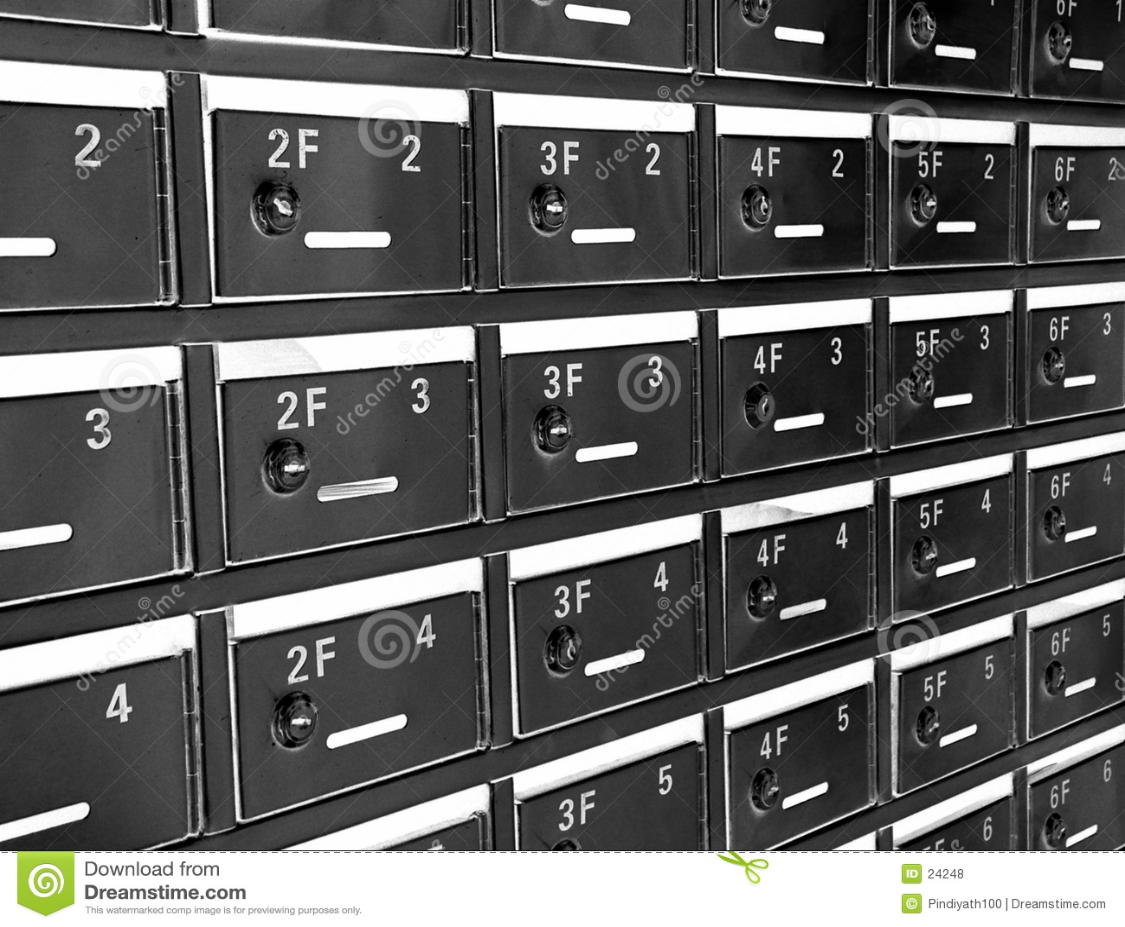 Caselle di lettera