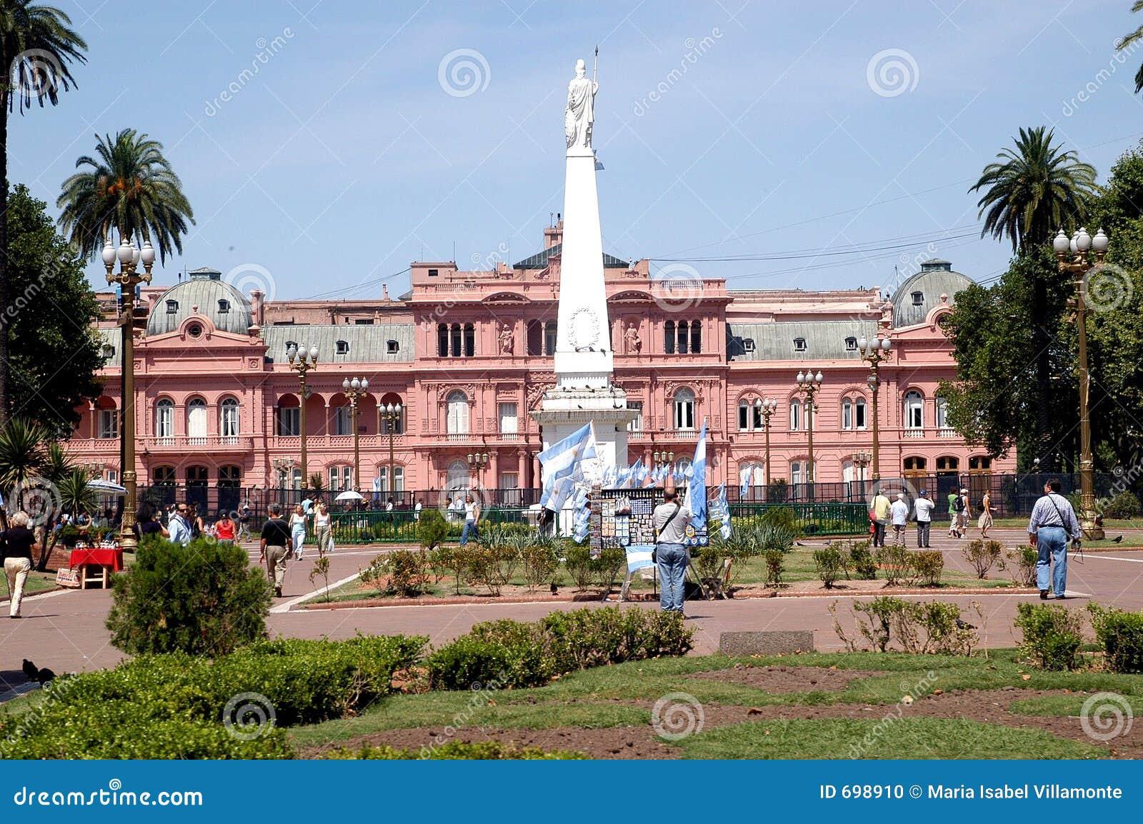 Casen rosada Argentinien