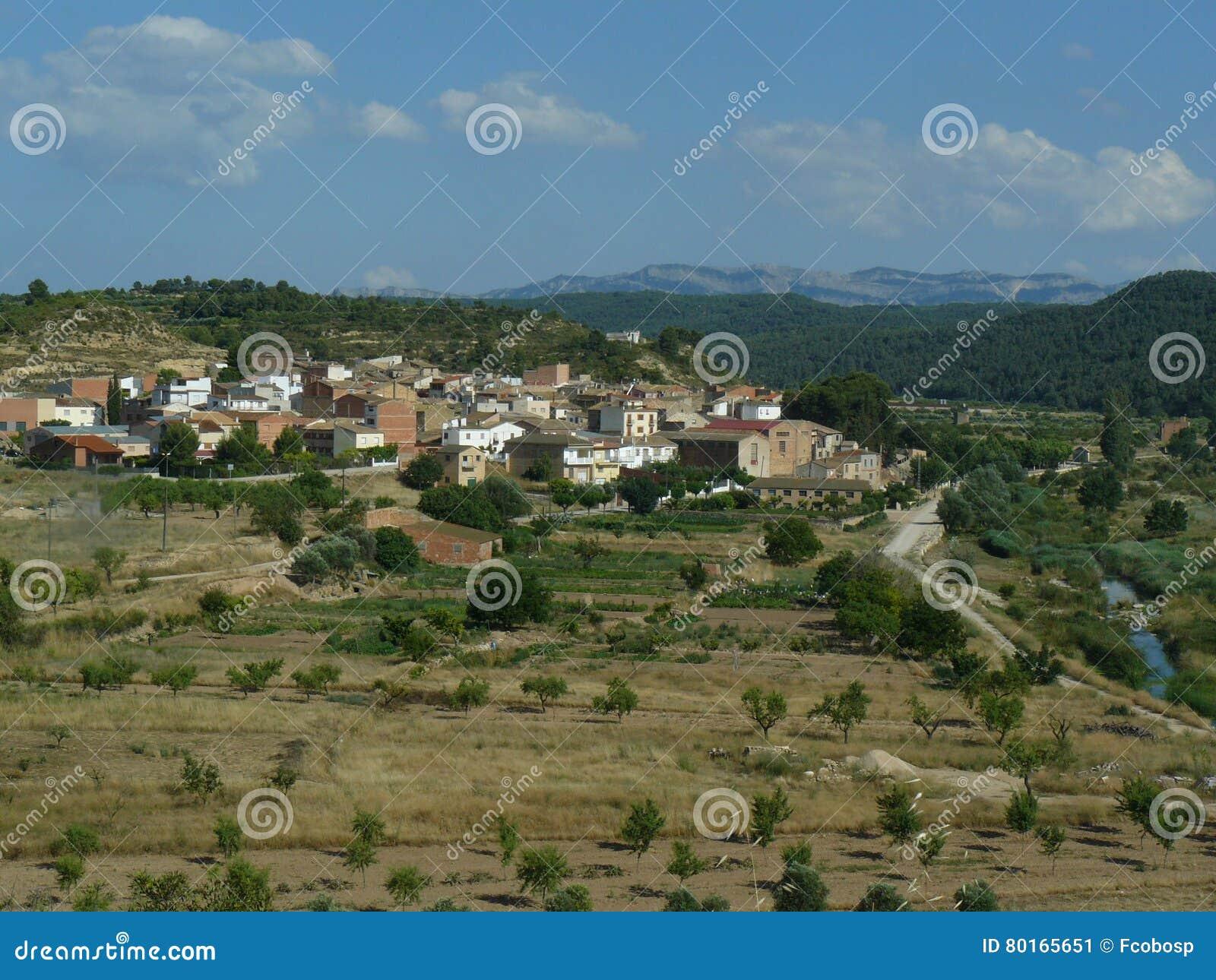 Caseres, Catalonia, Spain