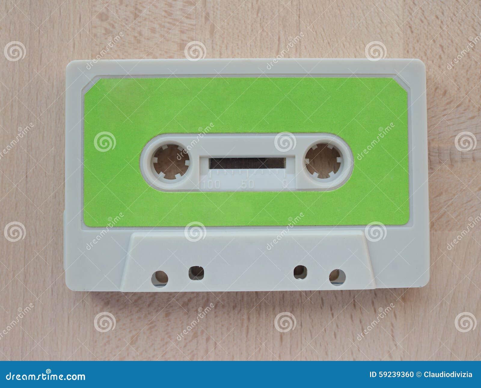 Casete de cinta