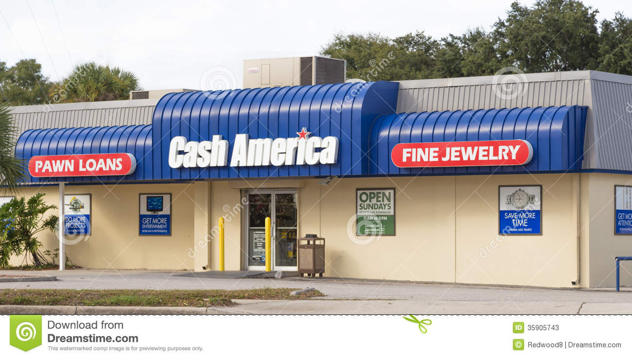 cash america store editorial stock photo image of f cil