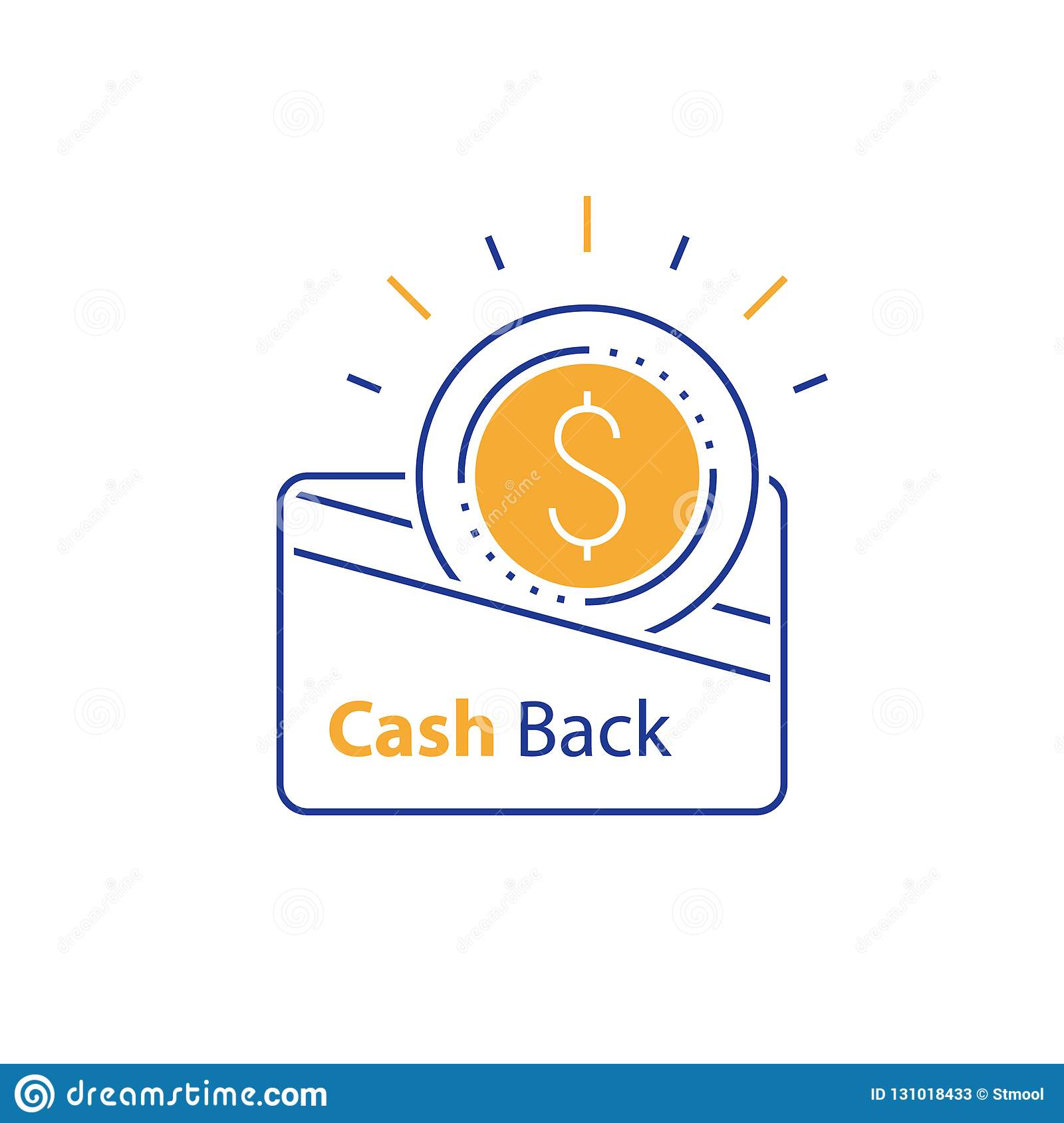 Cash Back, Currency Credit Card, Fast Easy Loan, Loyalty