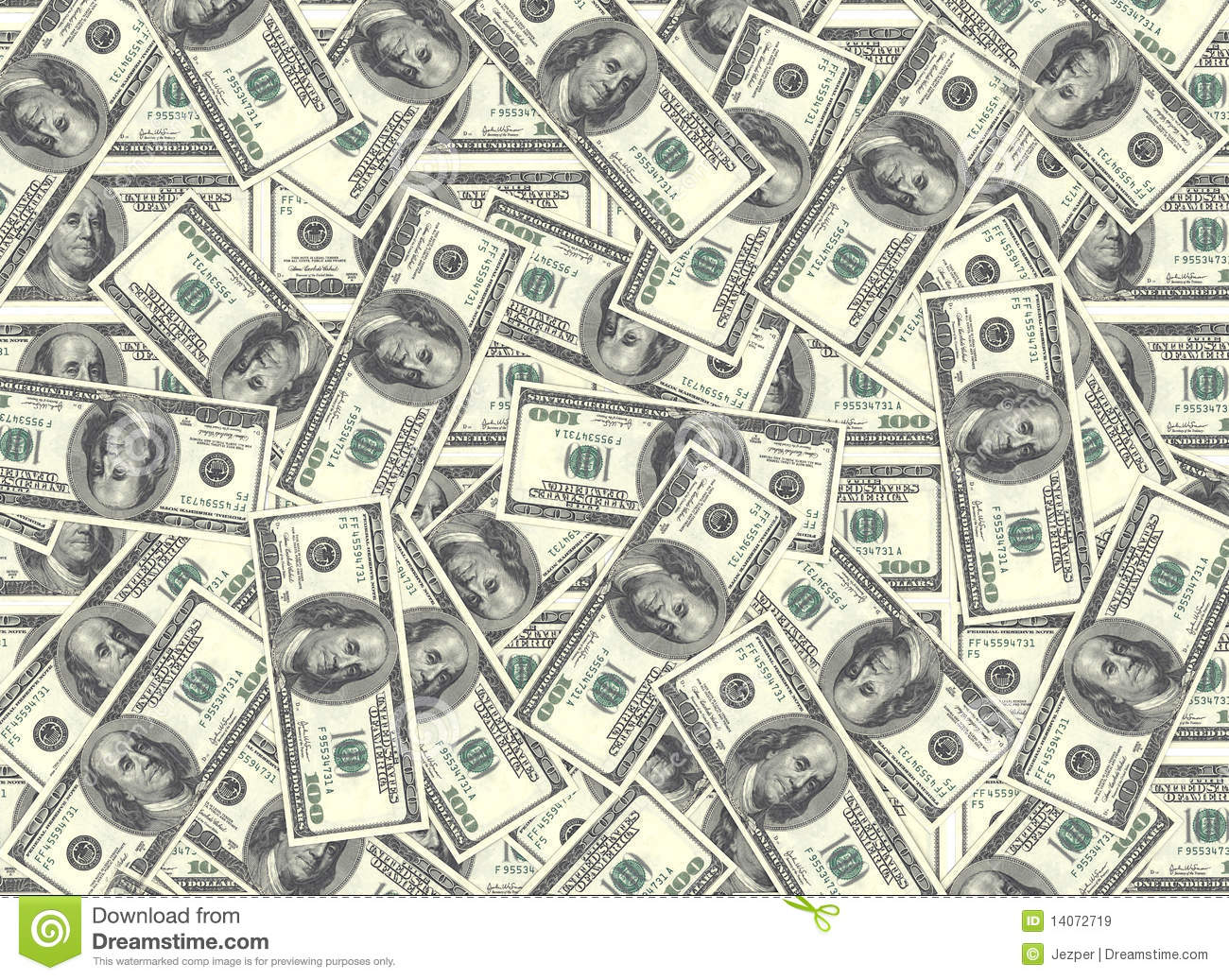 Cash Background Royalty Free Stock Images - Image: 14072719