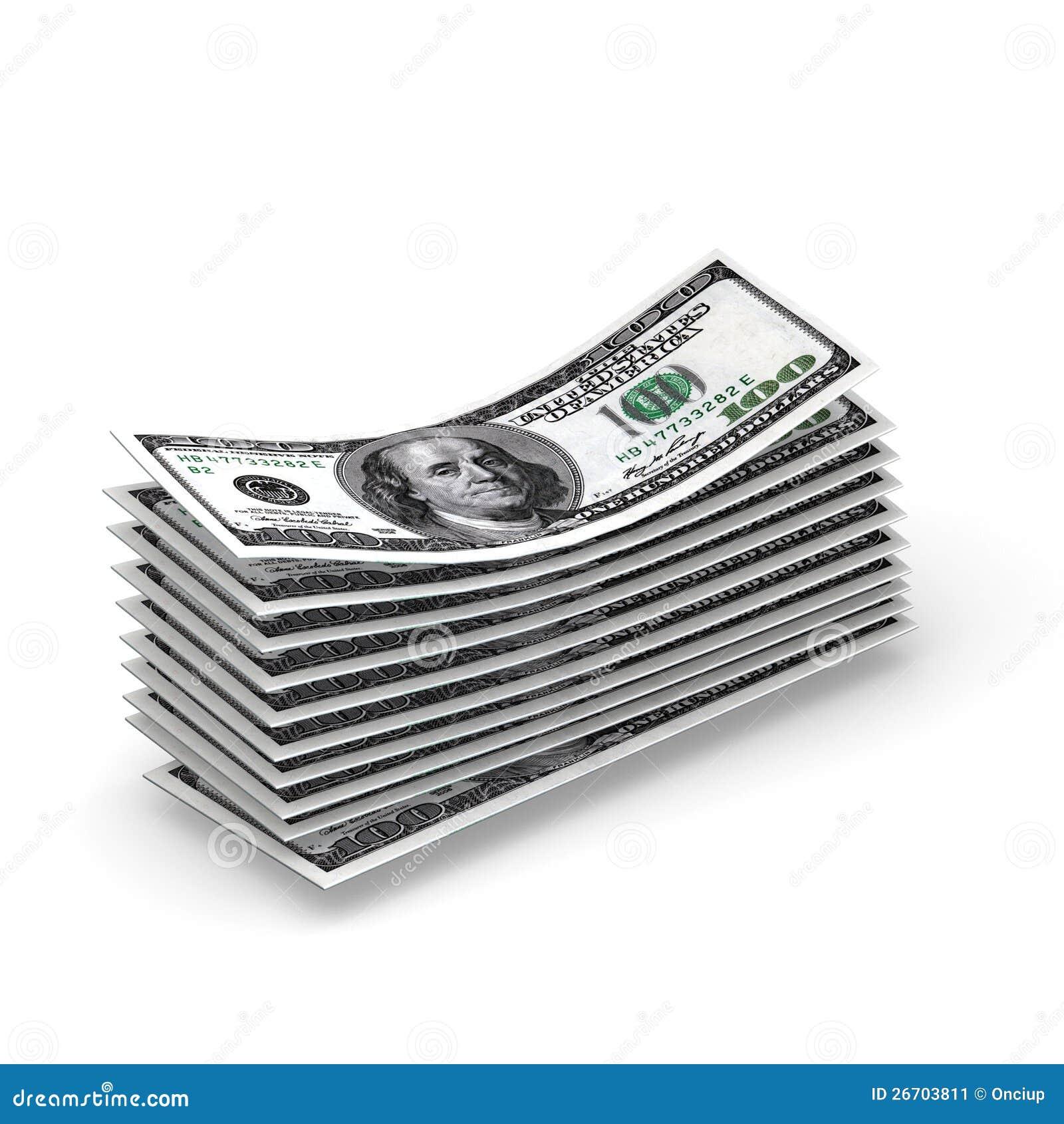 Cash flow - dollars