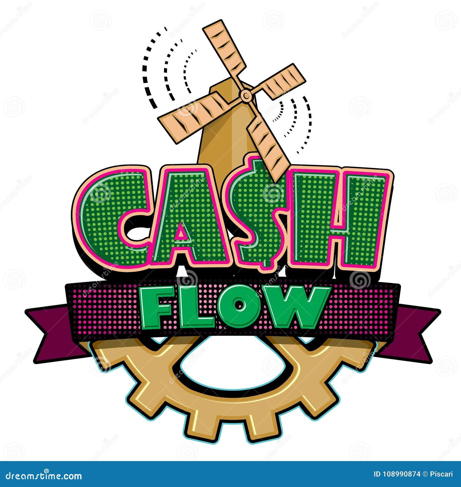 Cash flowembleem