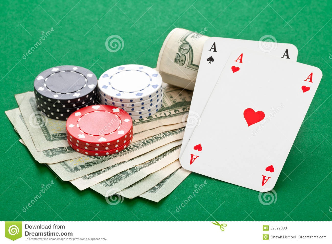 Cash Casino Poker