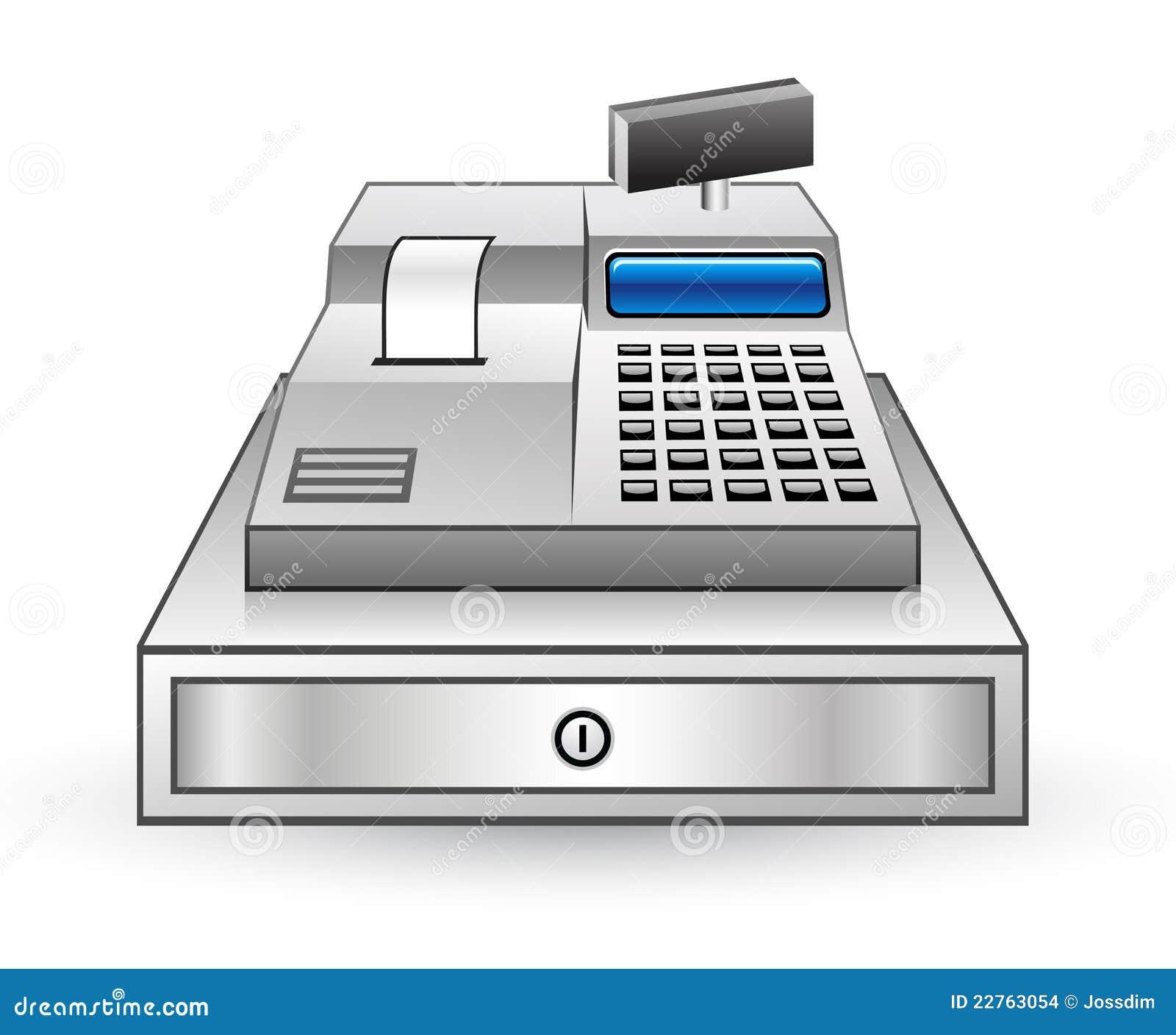 Cash Register Clip Art Cash register
